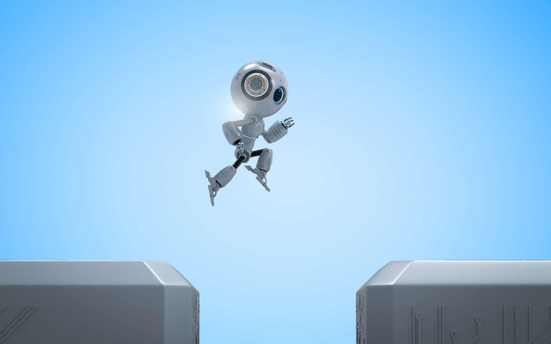 Ce robot mou se déplace trois fois plus vite que les robots existants. © phonlamaiphoto, Adobe Stock