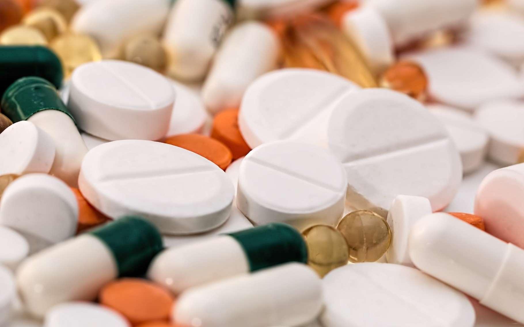 Des chercheurs avancent que la résistance d'Helicobacter pylori à la clarithromycine a doublé ces vingt dernières années. © stevepb, Pixabay License