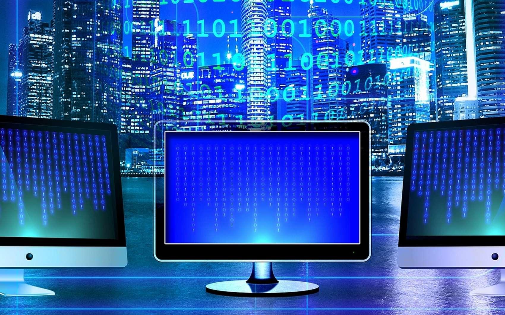 Démarrer deux systèmes d'exploitation au choix, à partir d'une même machine, c'est possible avec la fonctionnalité du « dual-boot ». © Geralt, Pixabay