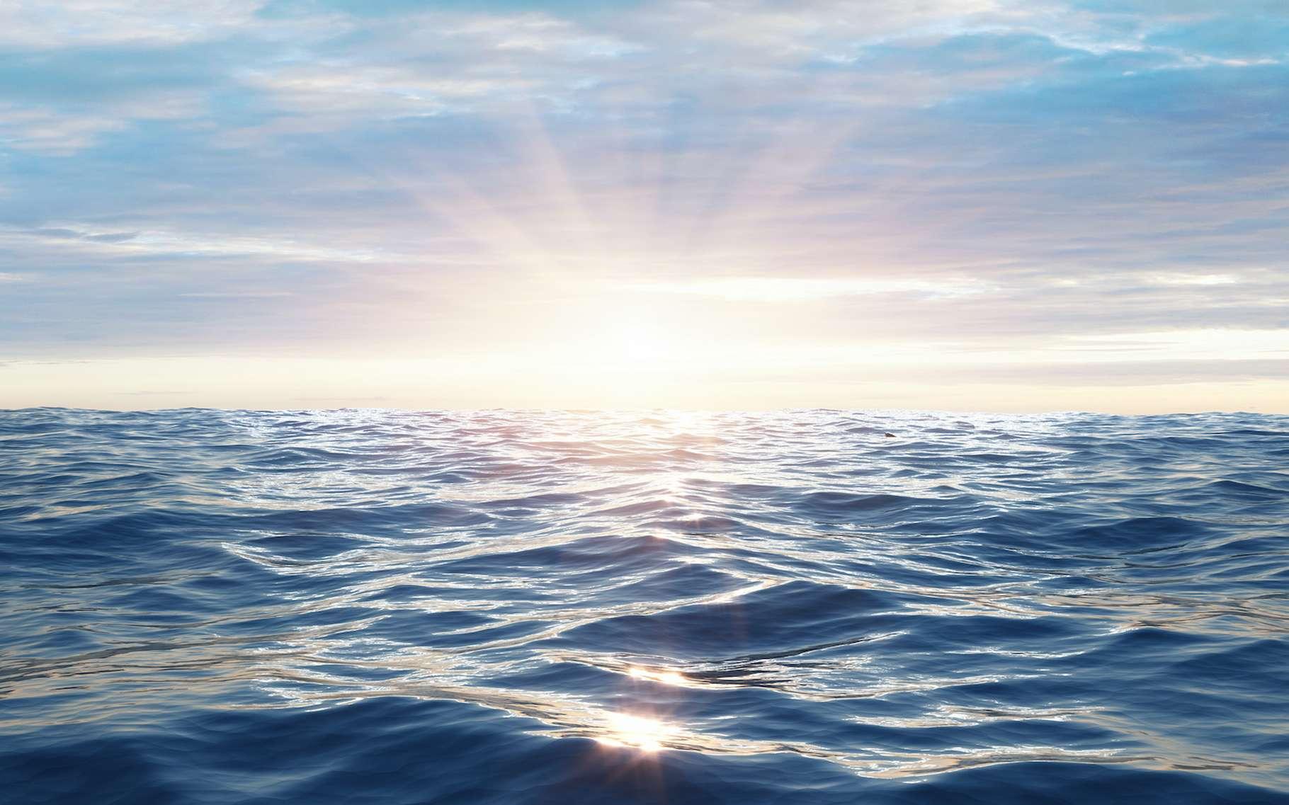 Selon des chercheurs du Potsdam institute for climate impact research (Allemagne), la circulation méridienne de retournement atlantique (Amoc) s'affaiblit de manière marquée sous l'effet du réchauffement climatique. © peterschreiber.media, Adobe Stock
