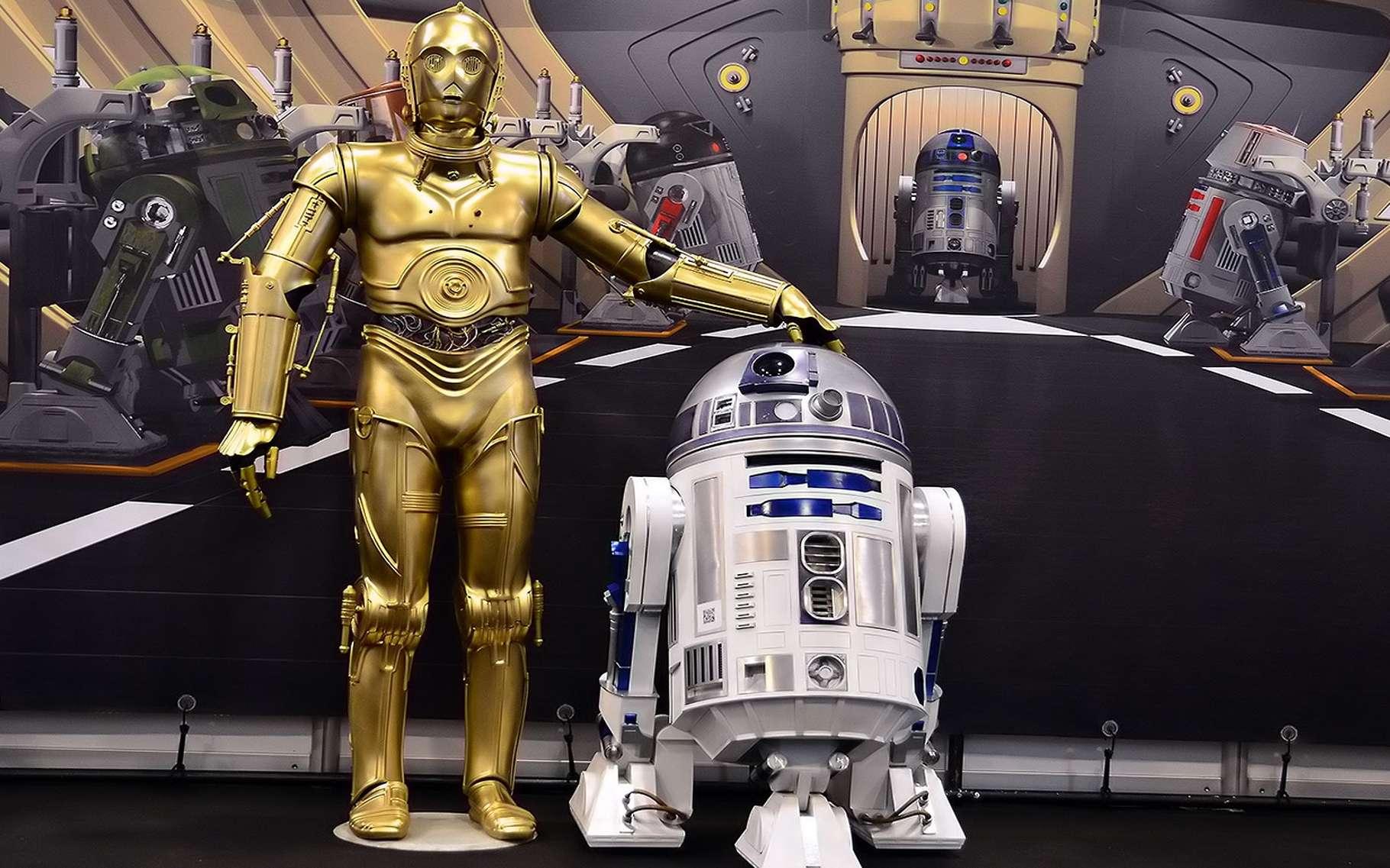 Du sabre laser aux civilisations sous-marines en passant par la robotique, les curiosités scientifiques de la saga Star Wars ne manquent pas. Qu'en pensent les chercheurs ? © DR