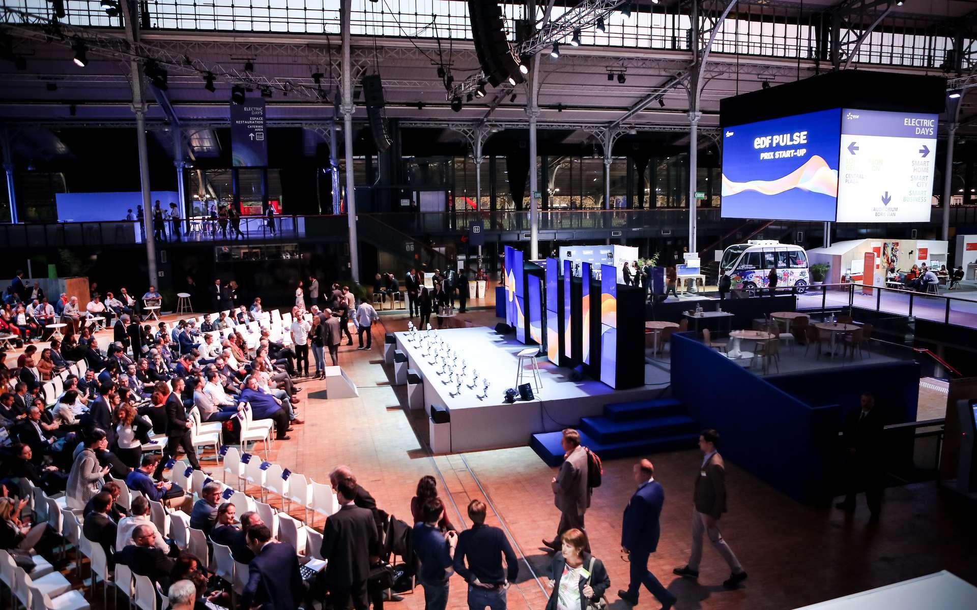 Le prix EDF Pulse récompense chaque année les meilleures start-up dans cinq catégories. © EDF
