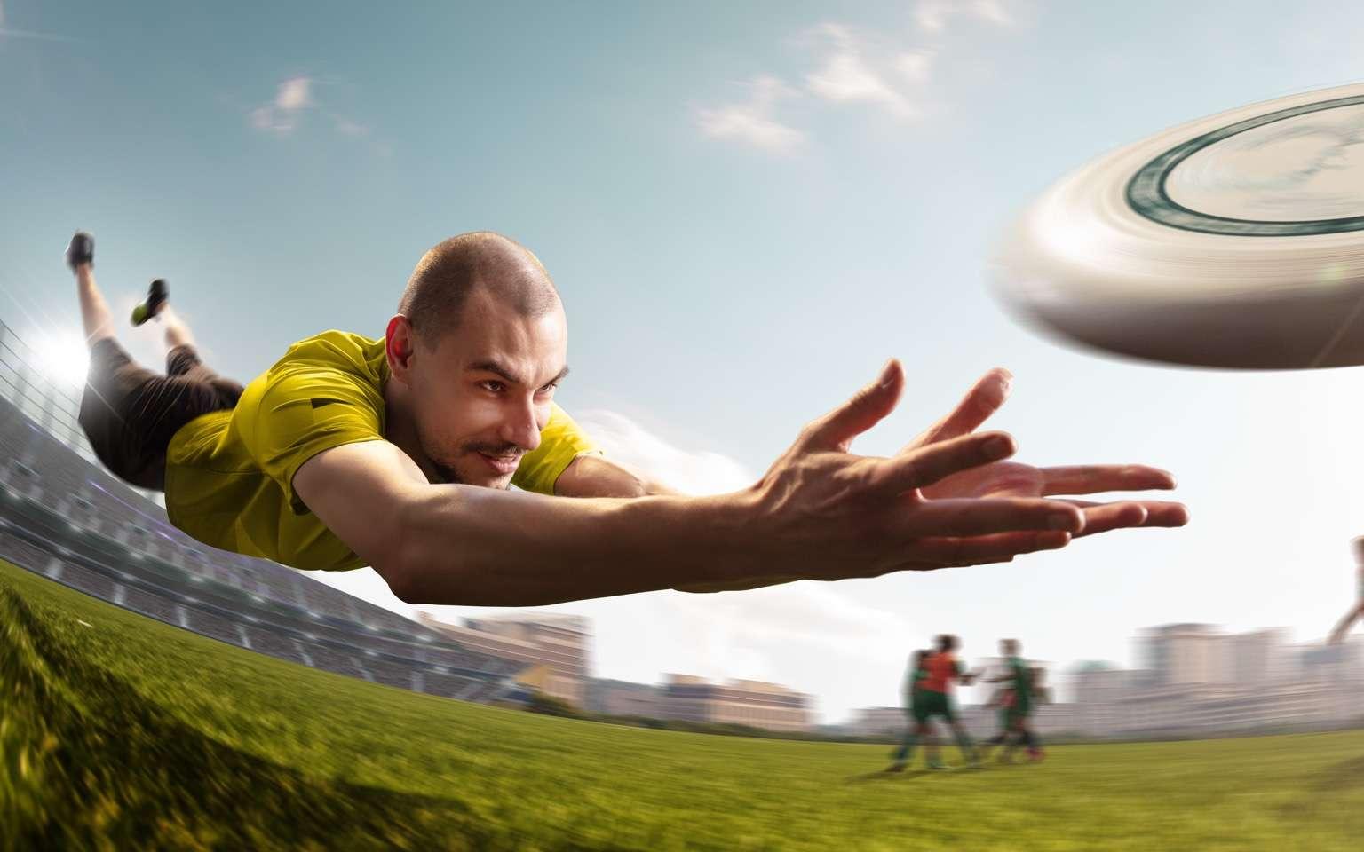 Les sous-bocks à bière ont beau être ronds comme les frisbees, ils ne volent pas aussi bien. © sidorovstock, Adobe Stock