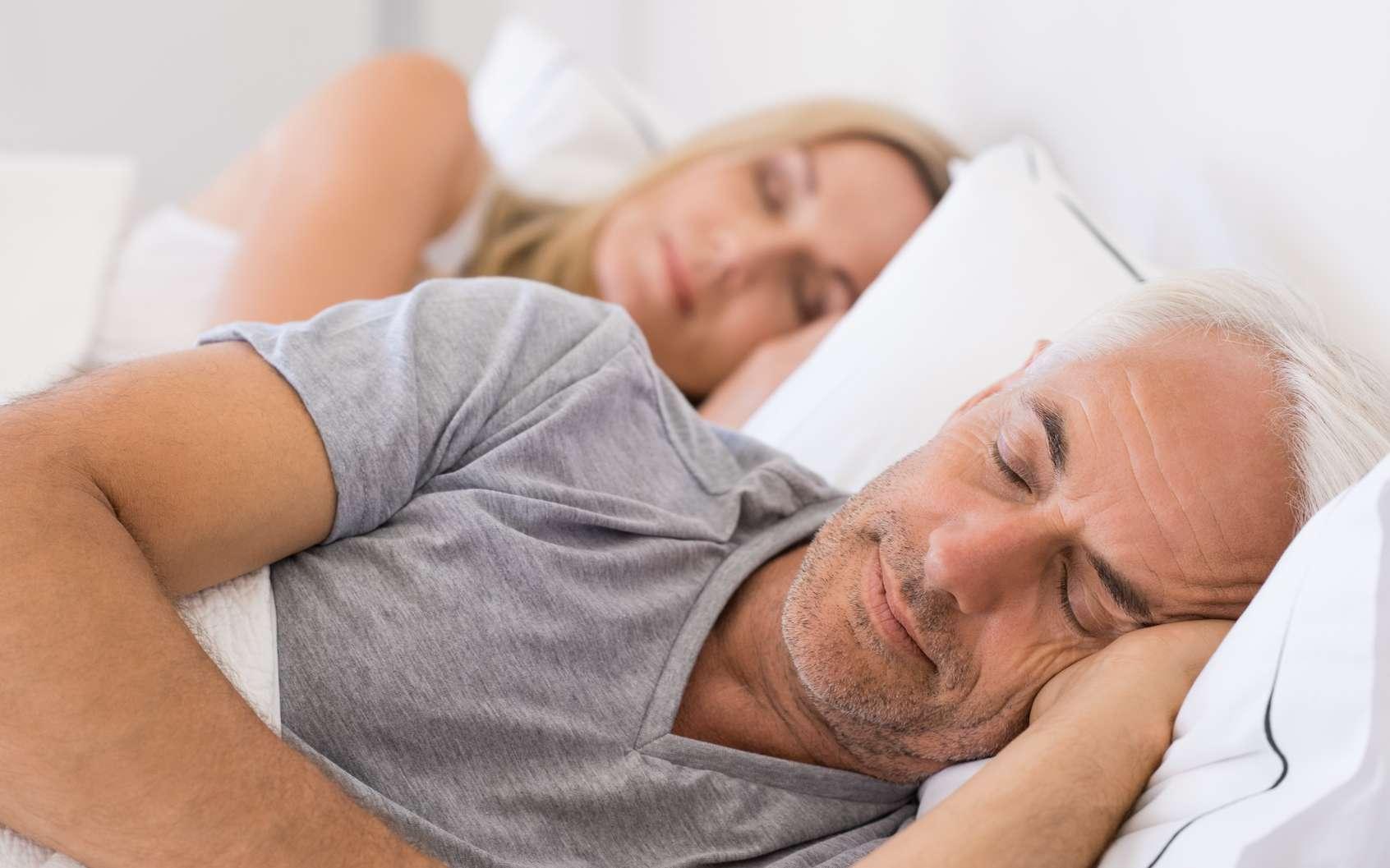 Le sommeil paradoxal serait lié à des pathologies psychologiques. © Rido, Fotolia