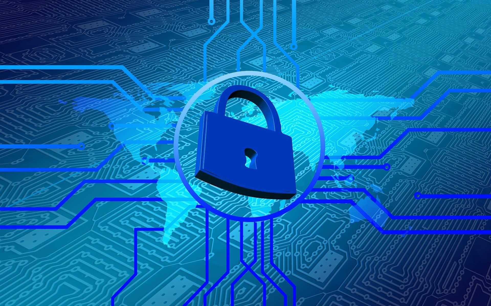 Une messagerie sécurisée a permis d'arrêter des centaines de criminels à travers le monde. © Gerd Altmann, Pixabay