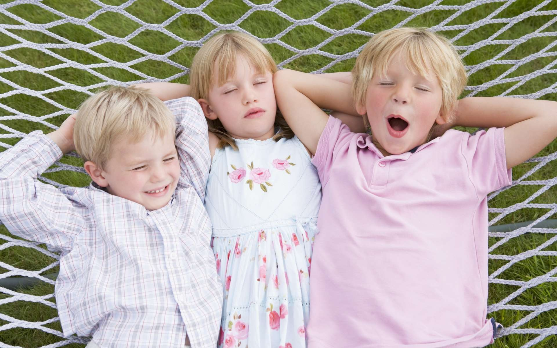 La passiflore permettrait de retrouver le sommeil. Elle ne présente aucune contre-indication chez les enfants. © Phovoir