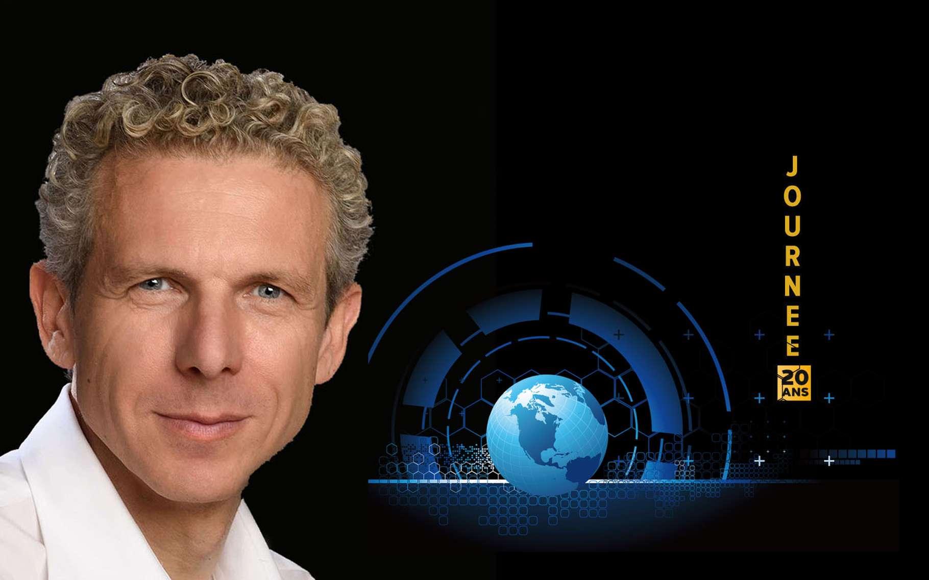 Gilles Babinet, coprésident du CNNum. © Gilles Babinet, tous droits réservés