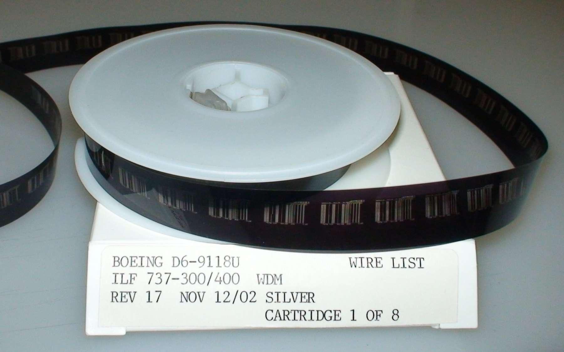 René Dagron, photographe et inventeur français, est le premier à breveter le procédé de microfilm, le 21 juin 1859, qui enregistre des données analogiques puis numériques. © Ianaré Sévi, CC BY-SA 2.5, Wikimedia Commons