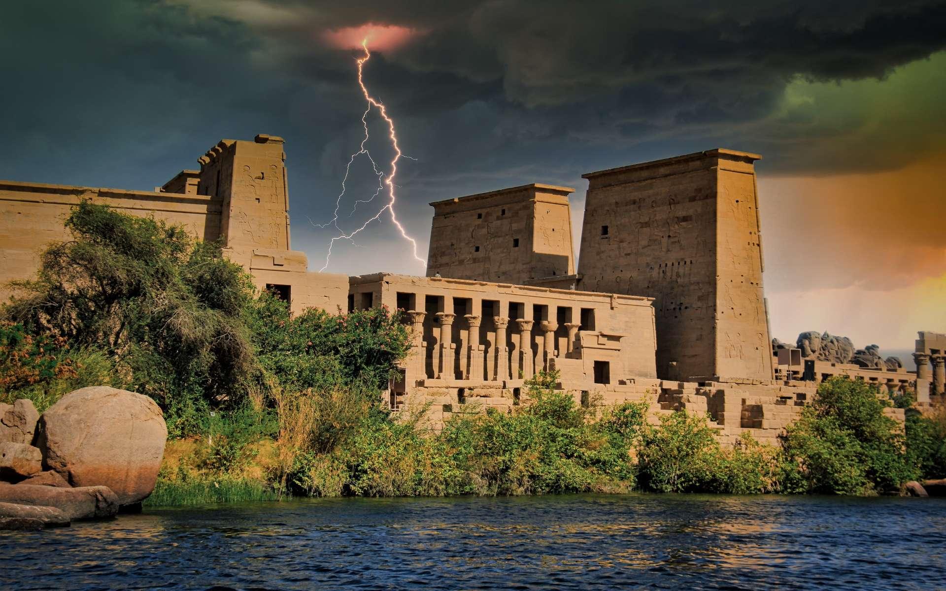 Ce pharaon est mort dans des circonstances terribles - Futura