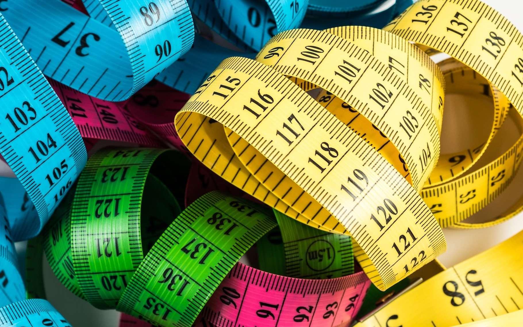 Le mètre est l'unité de mesure du Système international. © ReadyElements, Pixabay, CC0 Creative Commons