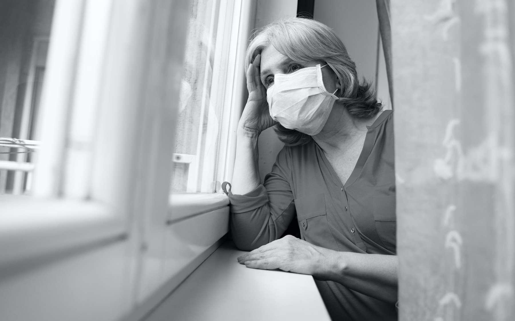 Covid-19 : la moitié des patients ressortent de l'hôpital dans un état pire que lorsqu'ils y sont rentrés