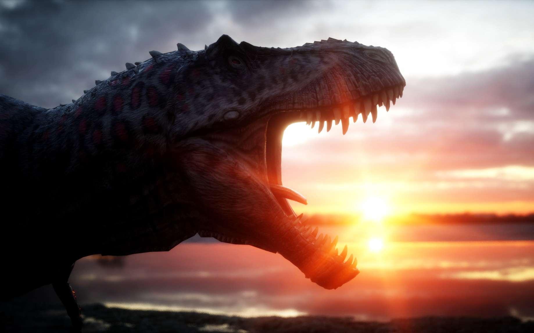 Il existe plusieurs théories qui expliquent la disparition des dinosaures. Les extraterrestres sont même pointés du doigt mais aucun élément scientifique ne l'atteste. En revanche, un astéroïde est bel et bien rentré en collision avec la Terre il y a 65 millions d'années... © chagpg, Fotolia