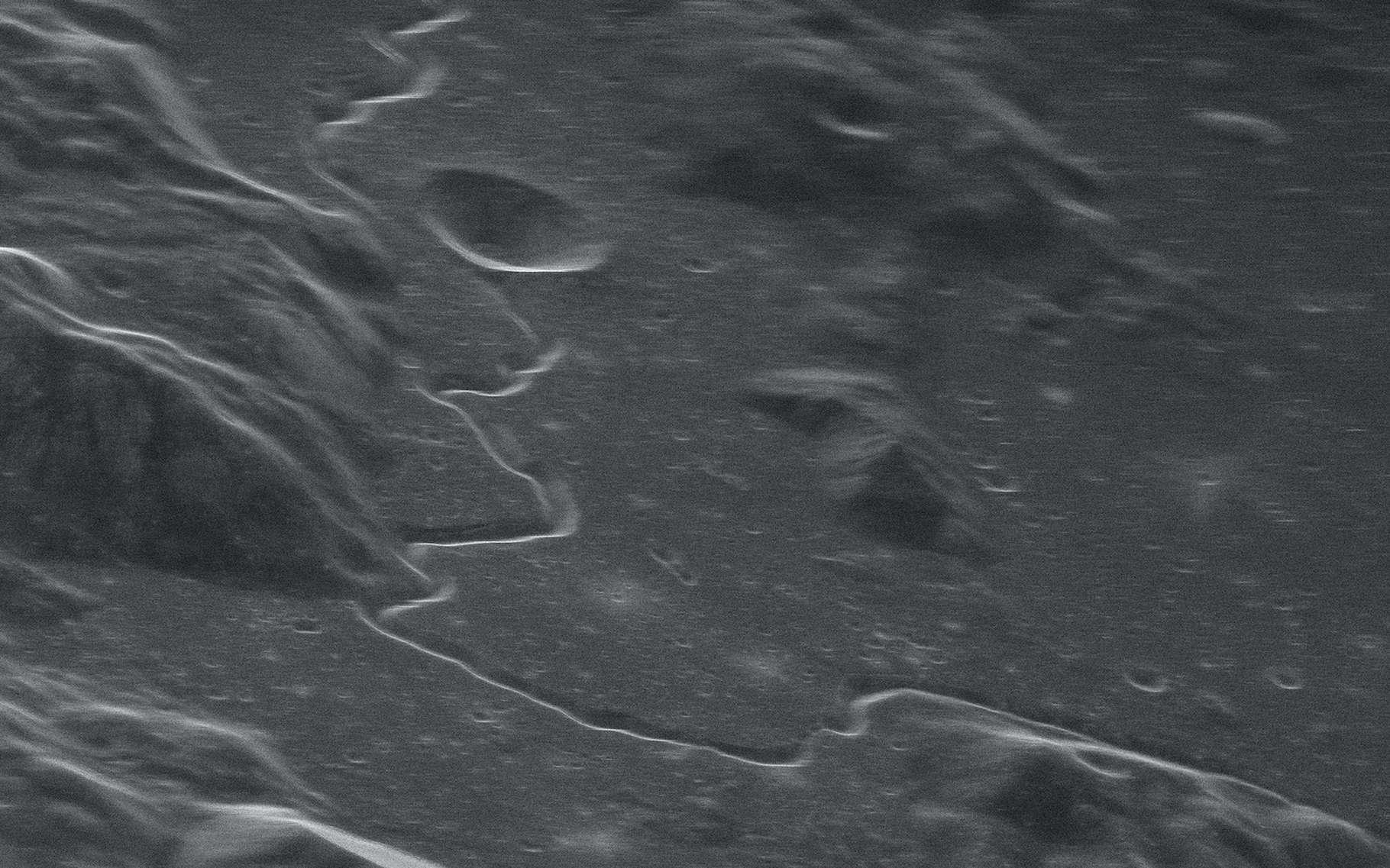 Cette photo à couper le souffle de la Lune a été prise depuis la Terre ! - Futura