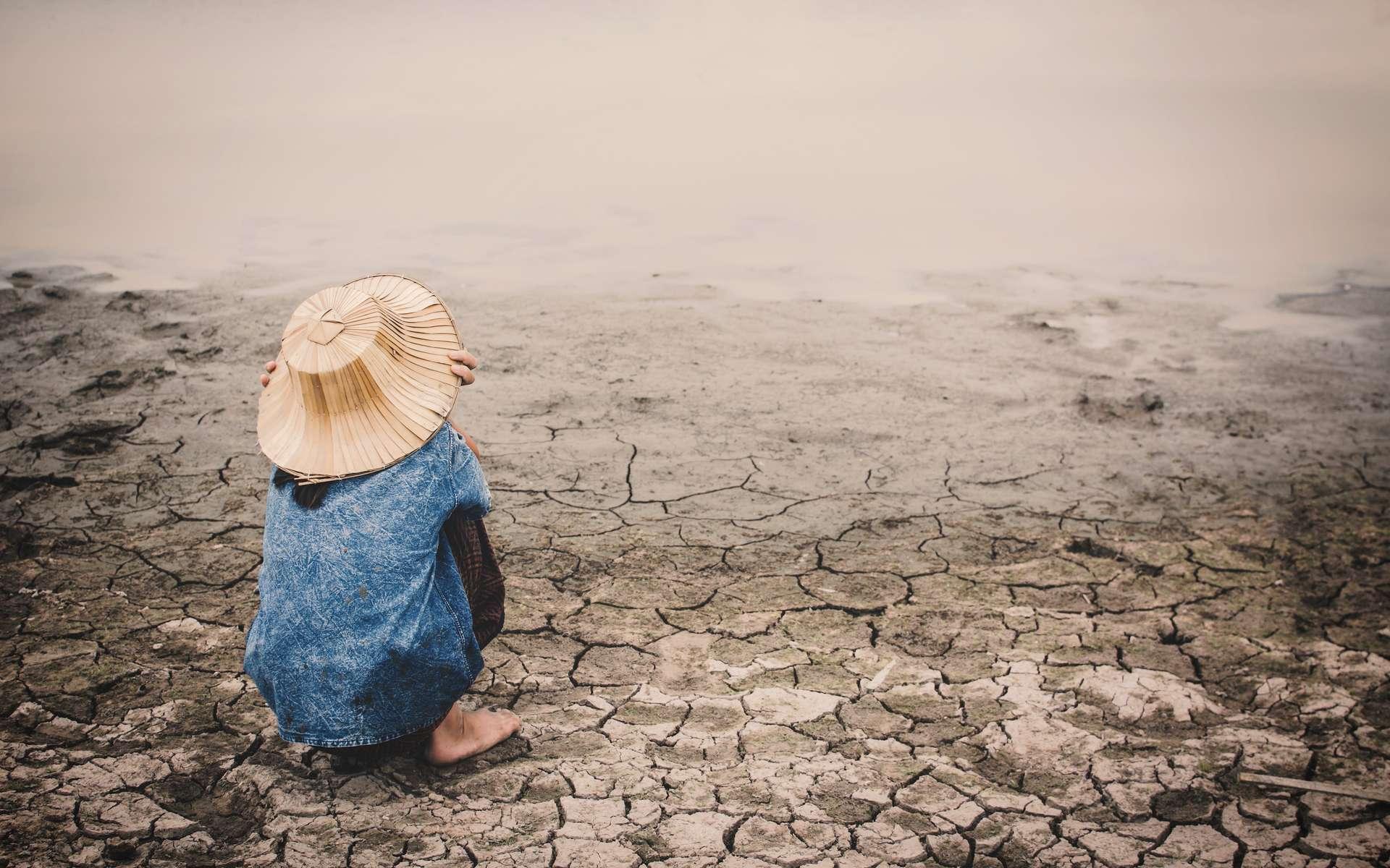 La moitié de la population mondiale sera touchée par le manque d'eau en 2050. © sawitreelyaon, Adobe Stock