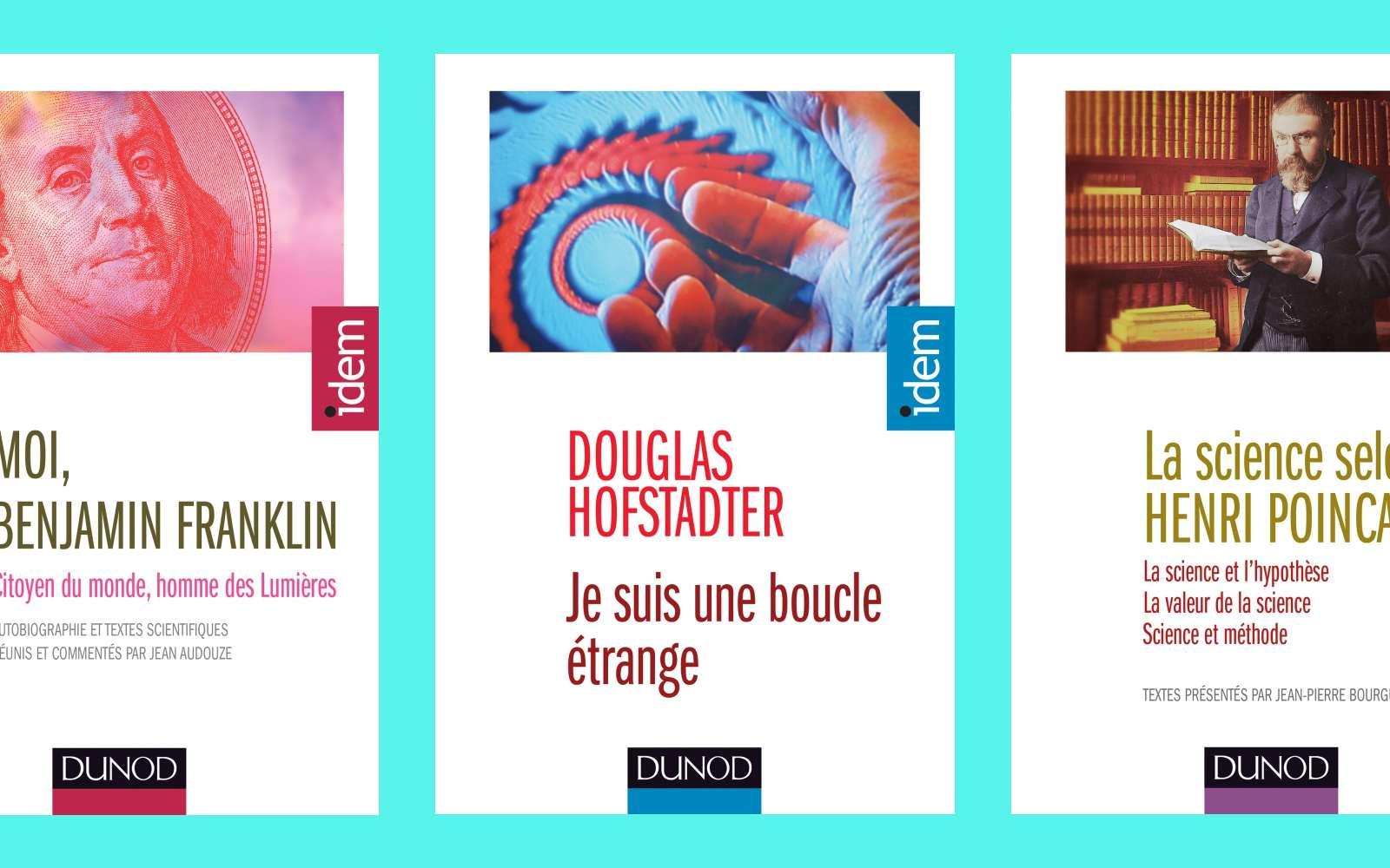 Découvrez les nouveaux ouvrages de la collection « Idem » des éditions Dunod. © Dunod