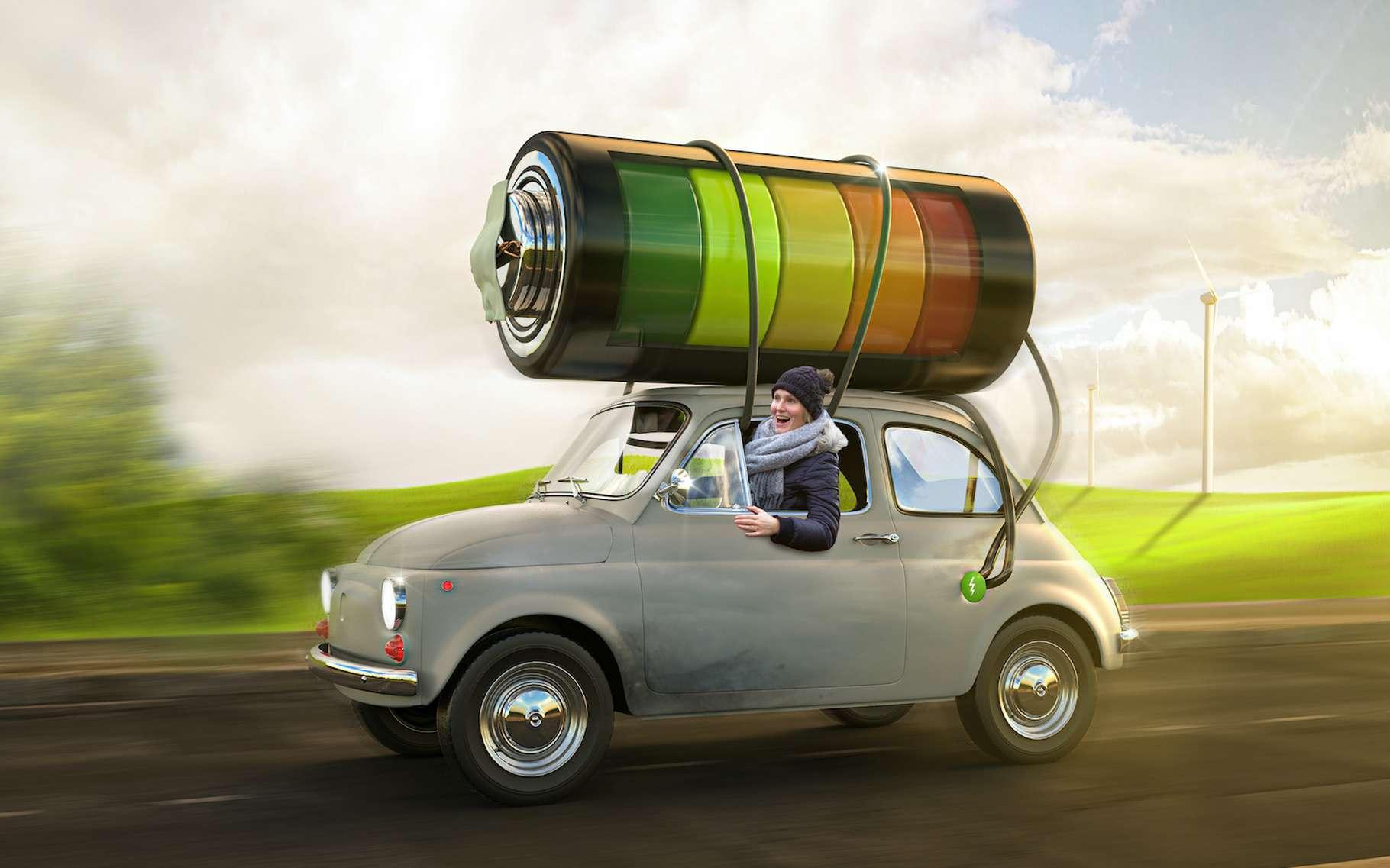 L'application « Mon Test Voiture Électrique » vous aide à choisir la voiture électrique la mieux adaptée à vos usages. Vous pouvez en faire l'expérience en participant au co-bêta test en cours sur la plateforme EDF Pulse & You. © Mediaparts, Adobe Stock
