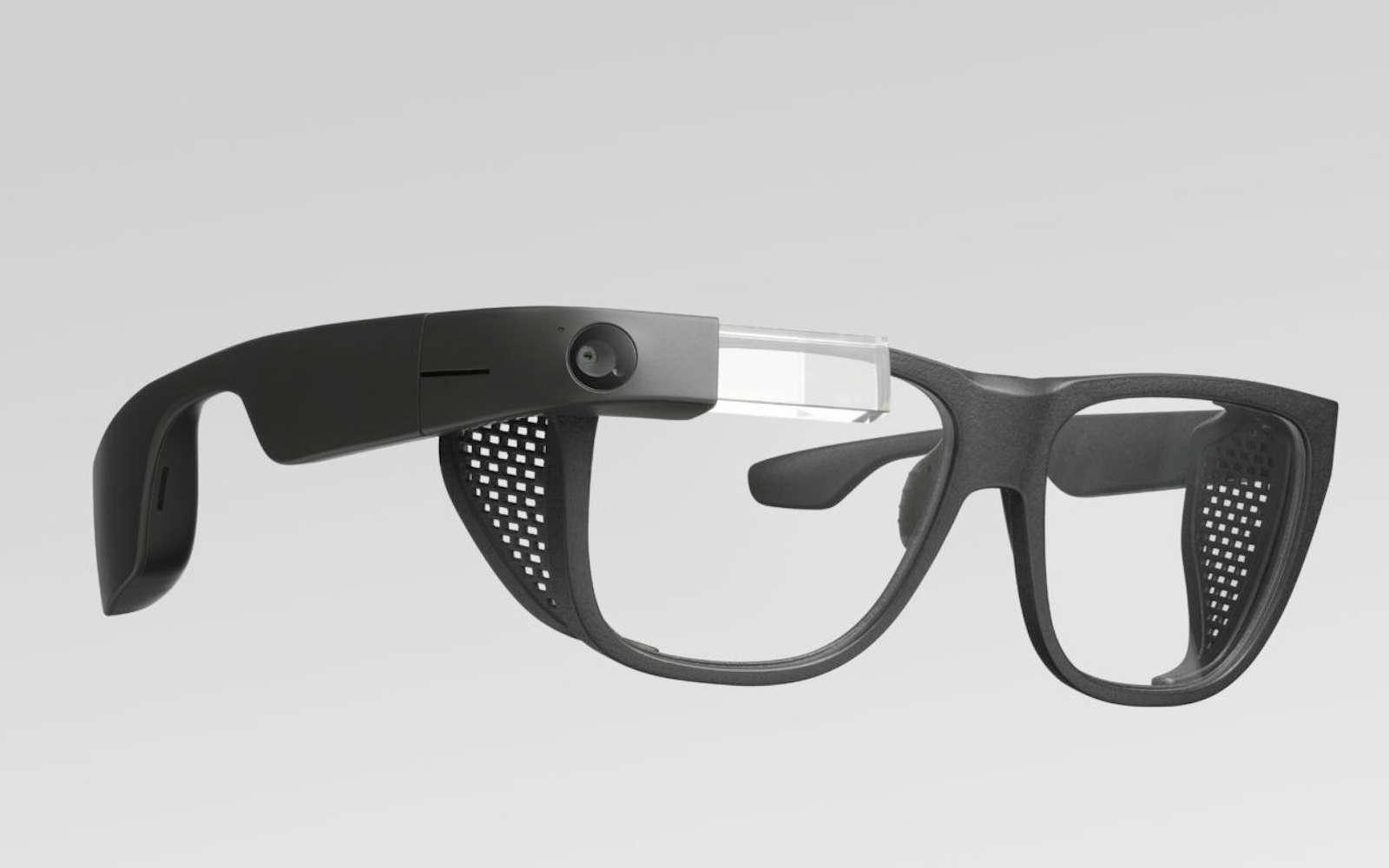 Google s'est associé au fabricant Smith Optics pour créer des montures plus solides. © Google
