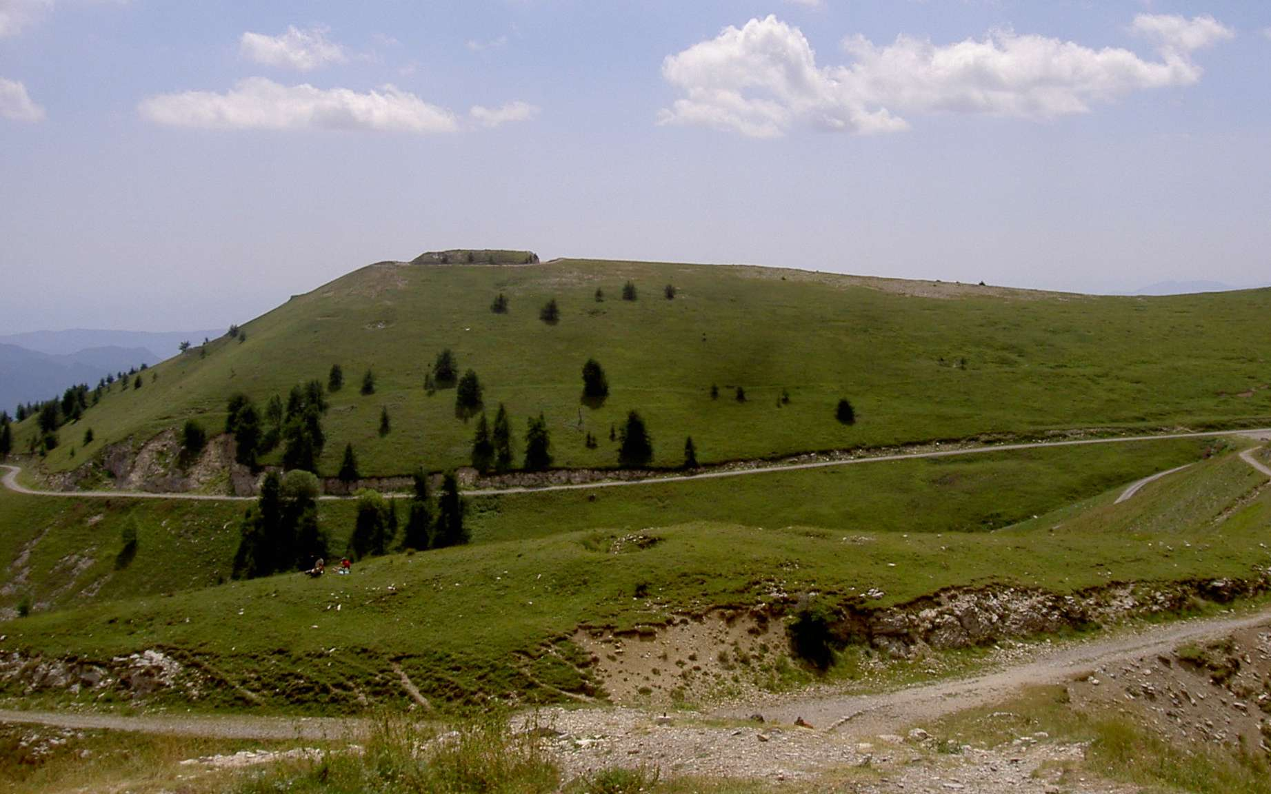 L'armée française gagna la bataille des Alpes en 1940, notamment grâce à la ligne Maginot. © B. Berthoty, Wikimedia Commons, CC by-sa 3.0
