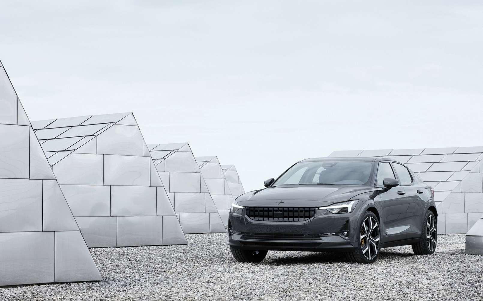 Polestar est la branche de Volvo dédiée aux préparations spéciales © Volvo