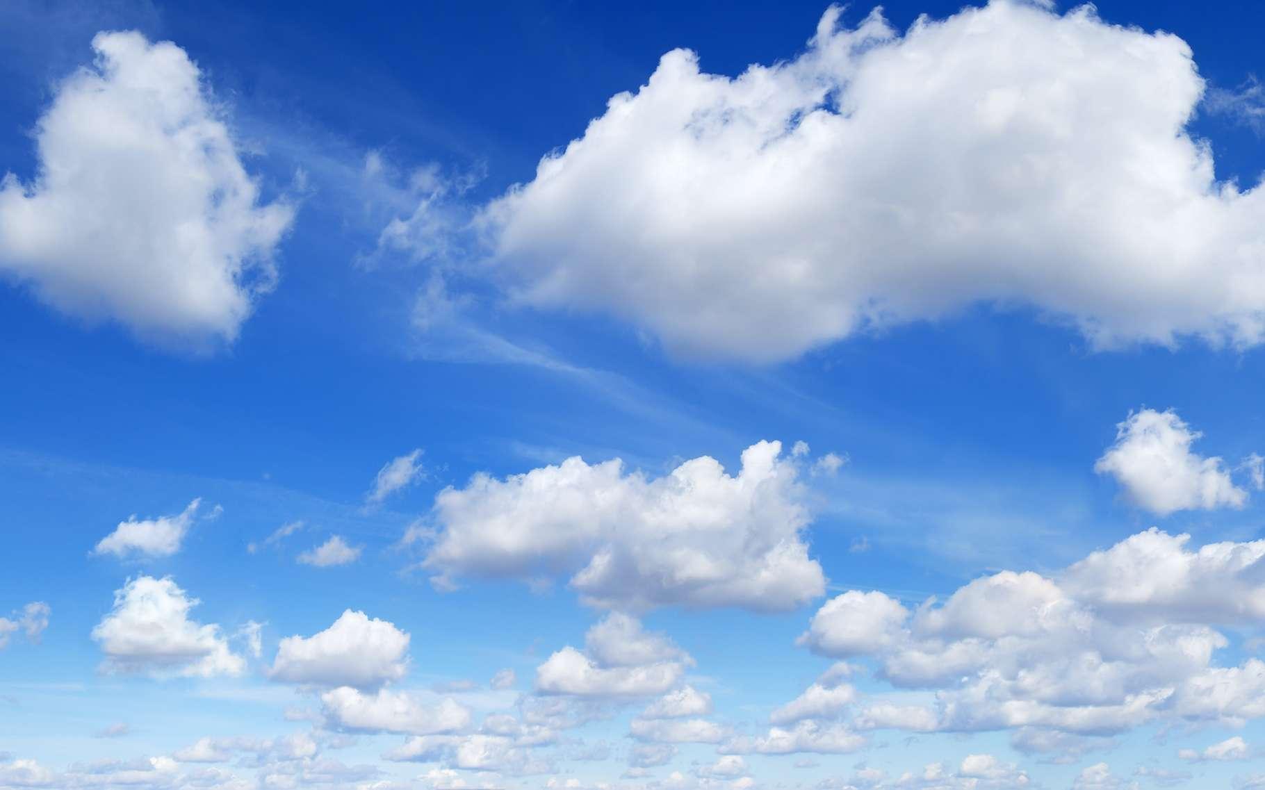 Les modèles climatiques qui incluent des représentations complexes des phénomènes qui gouvernent la formation et l'évolution des nuages sont plus incertains que les autres. © Trutta, Adobe Stock