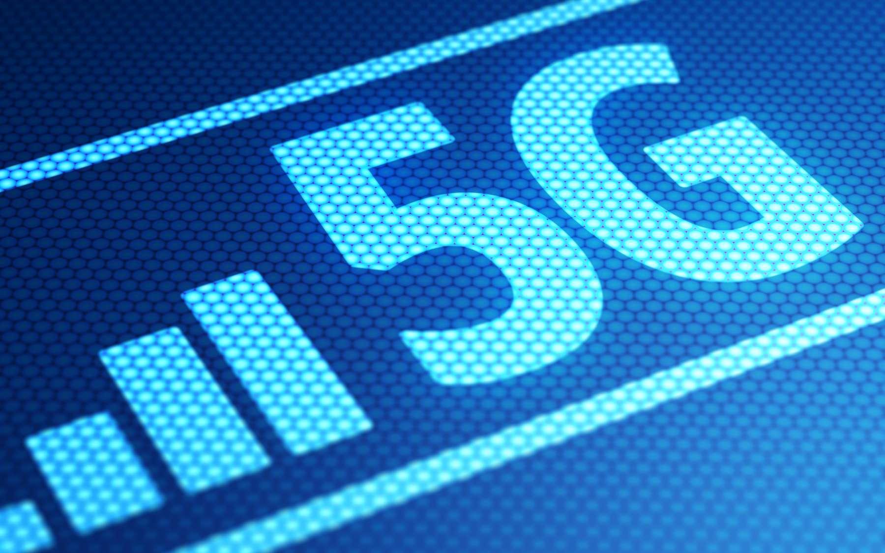 La 5G, technologie inutile et dangereuse ou avancée pour la société ? © iaremenko, Adobe Stock