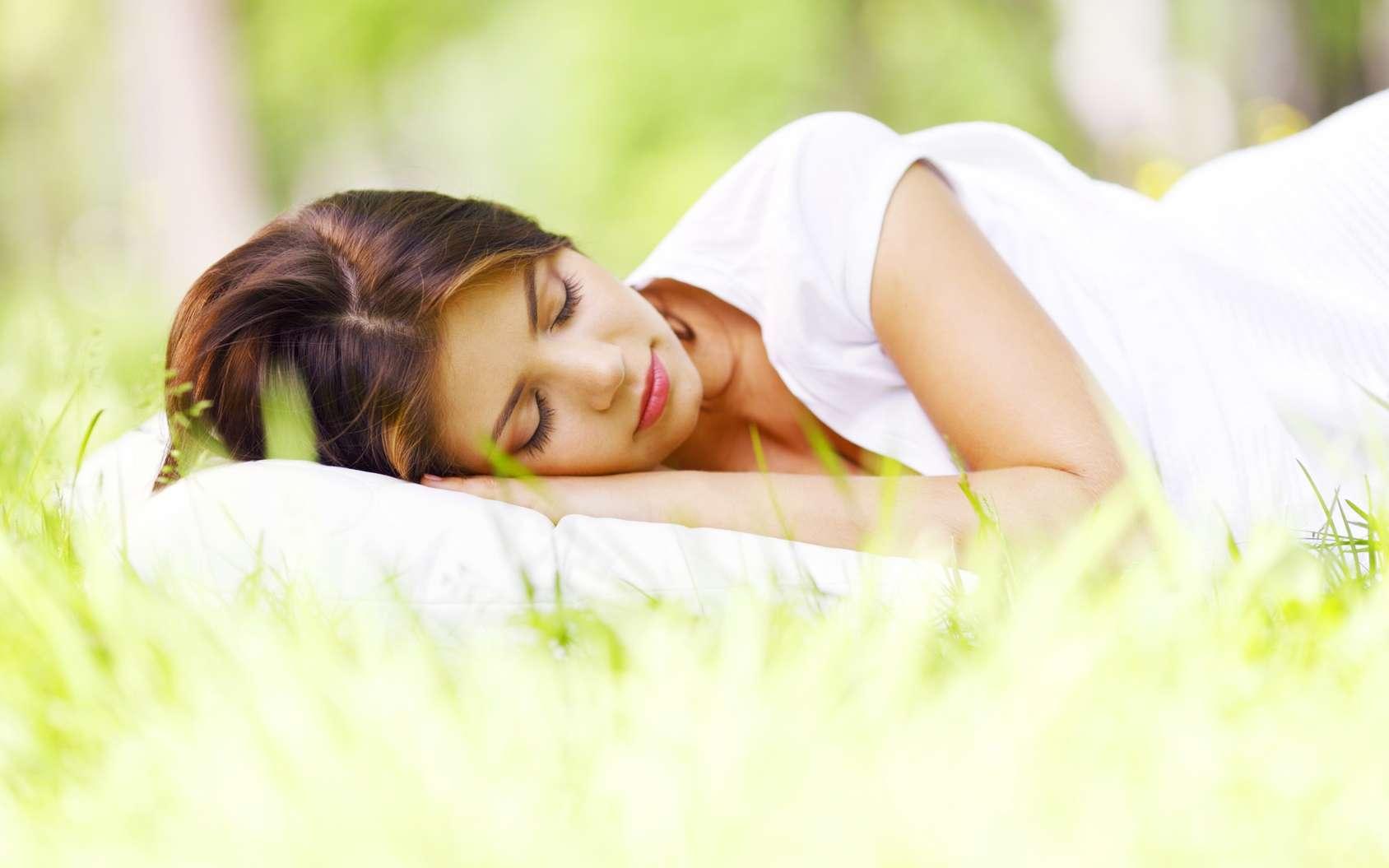 Les rêves ont lieu aussi bien dans le sommeil paradoxal que dans le sommeil non-paradoxal. © yellowj, Fotolia