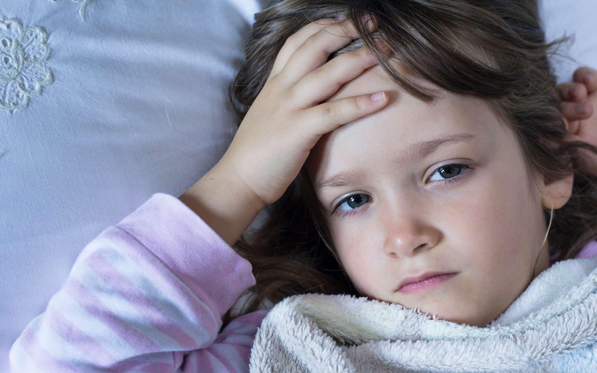La maladie périodique est une maladie héréditaire auto-inflammatoire. © Marija, Adobe Stock