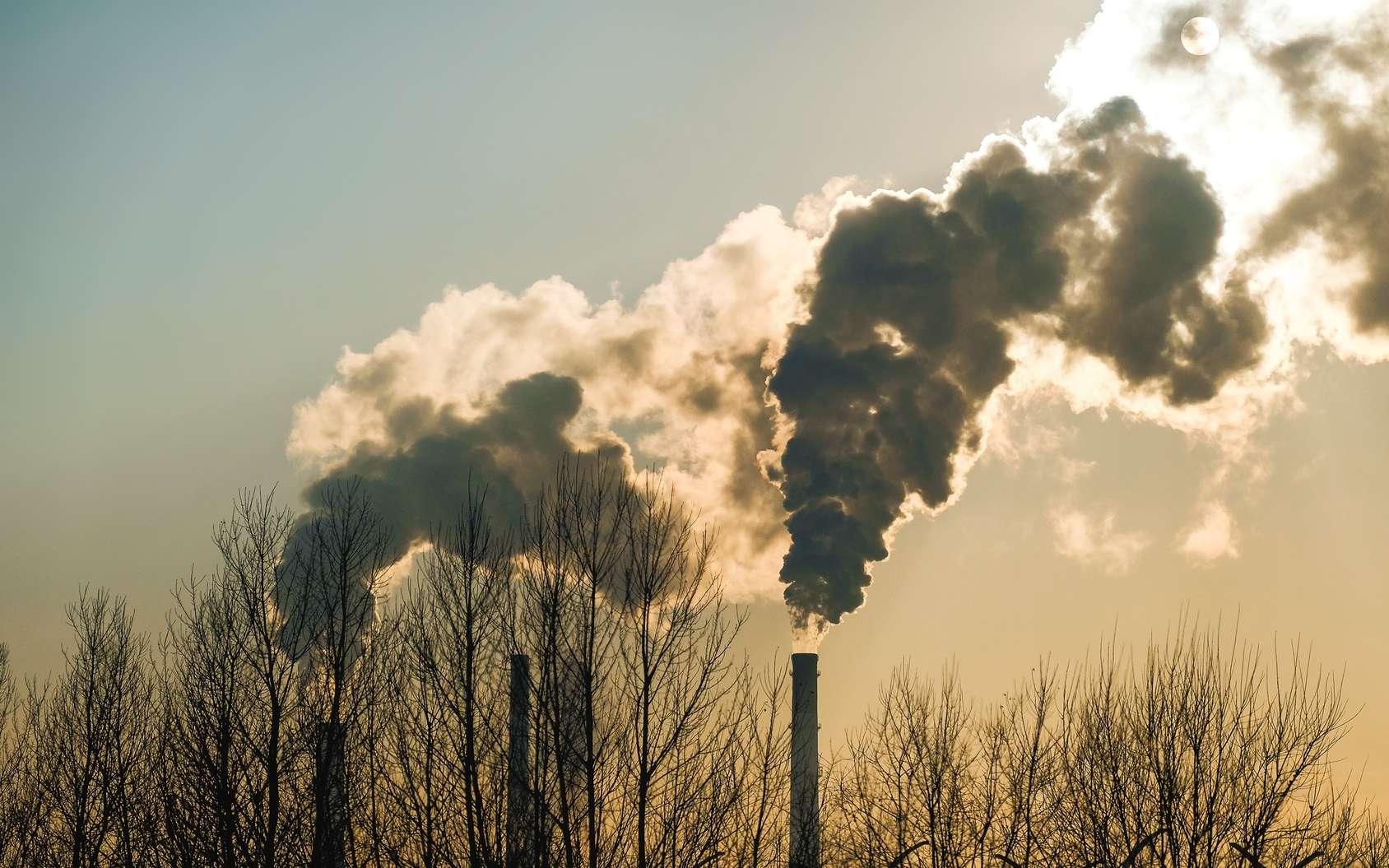 Les émissions de gaz à effet de serre continuent d'augmenter. © Seroma72, Fotolia