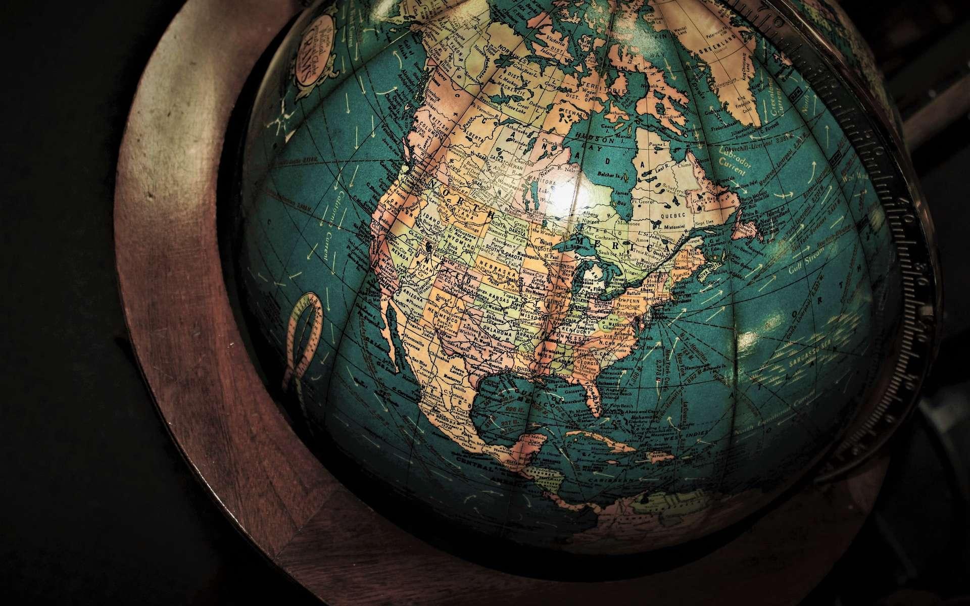 Globe terrestre © Avalon_Mists, Pixabay