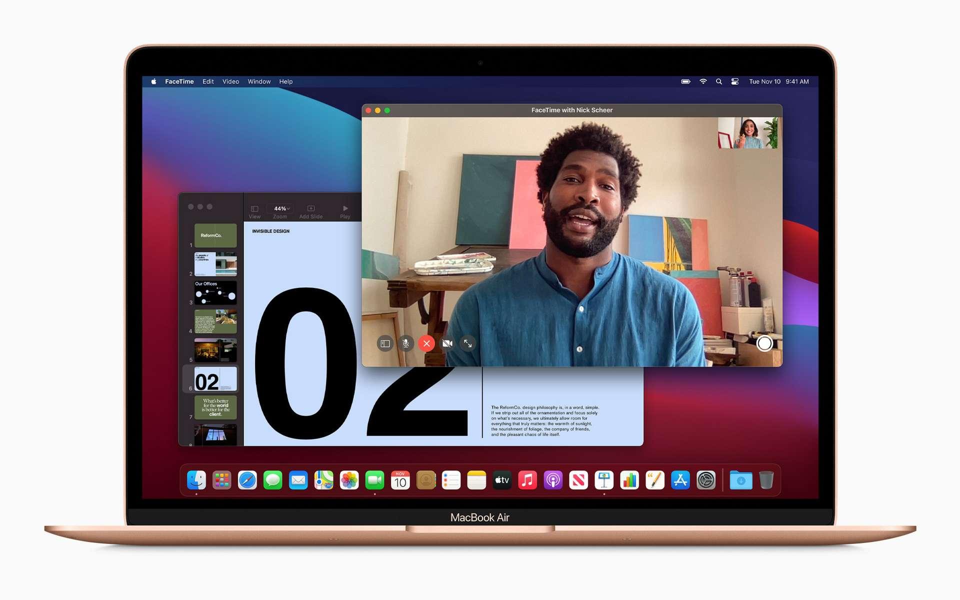 Il est toujours impératif de mettre à jour son Macbook, son Macbook Pro ou son iMac. © Apple