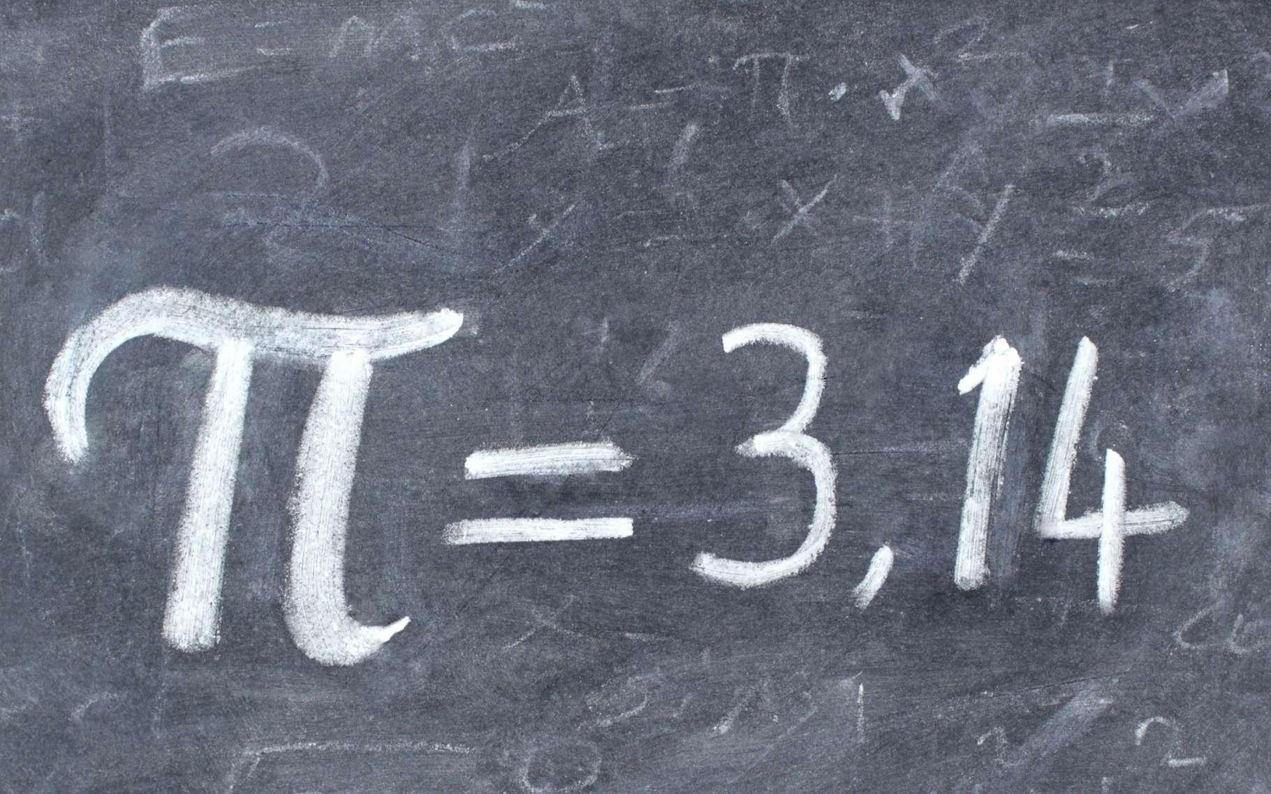 Le nombre Pi (Π), souvent arrondi à 3,14, peut être estimé de nombreuses façons. Y compris à l'aide d'un fusil à pompe… © Hayati Kayhan, Shutterstock