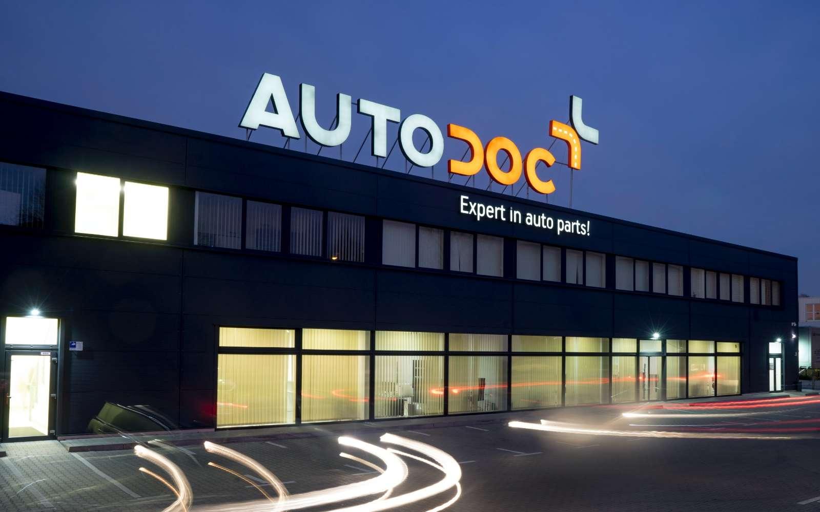 L'entreprise Autodoc © Wikimedia