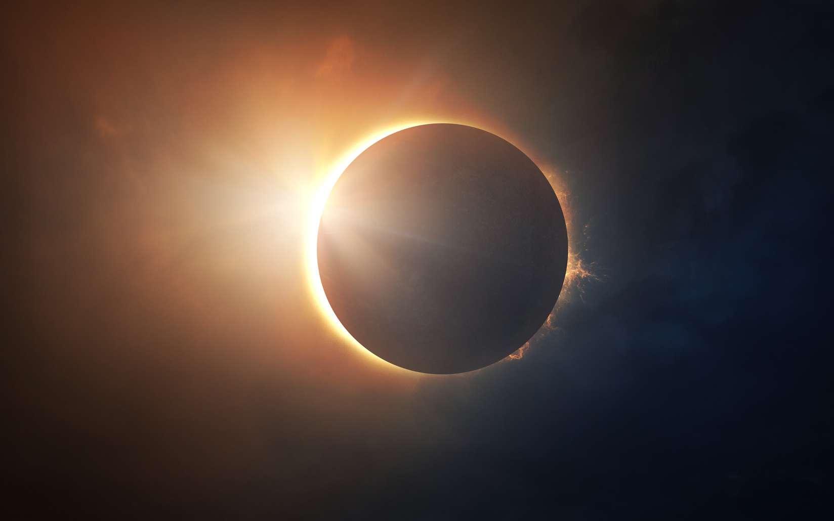 Qu'est-ce qu'une éclipse de Soleil ? © kevron2001, fotolia