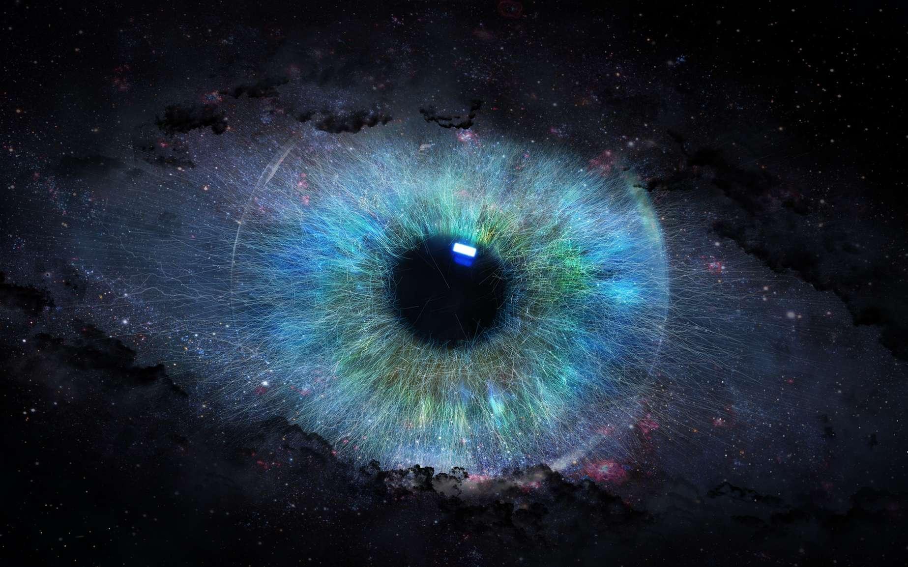 Capter au-delà de la perception de nos yeux nous montre des objets du ciel invisibles. © adimas, Fotolia