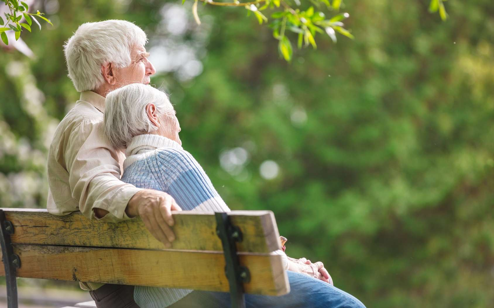 La population française vieillit. © Andrey Bandurenko, Fotolia