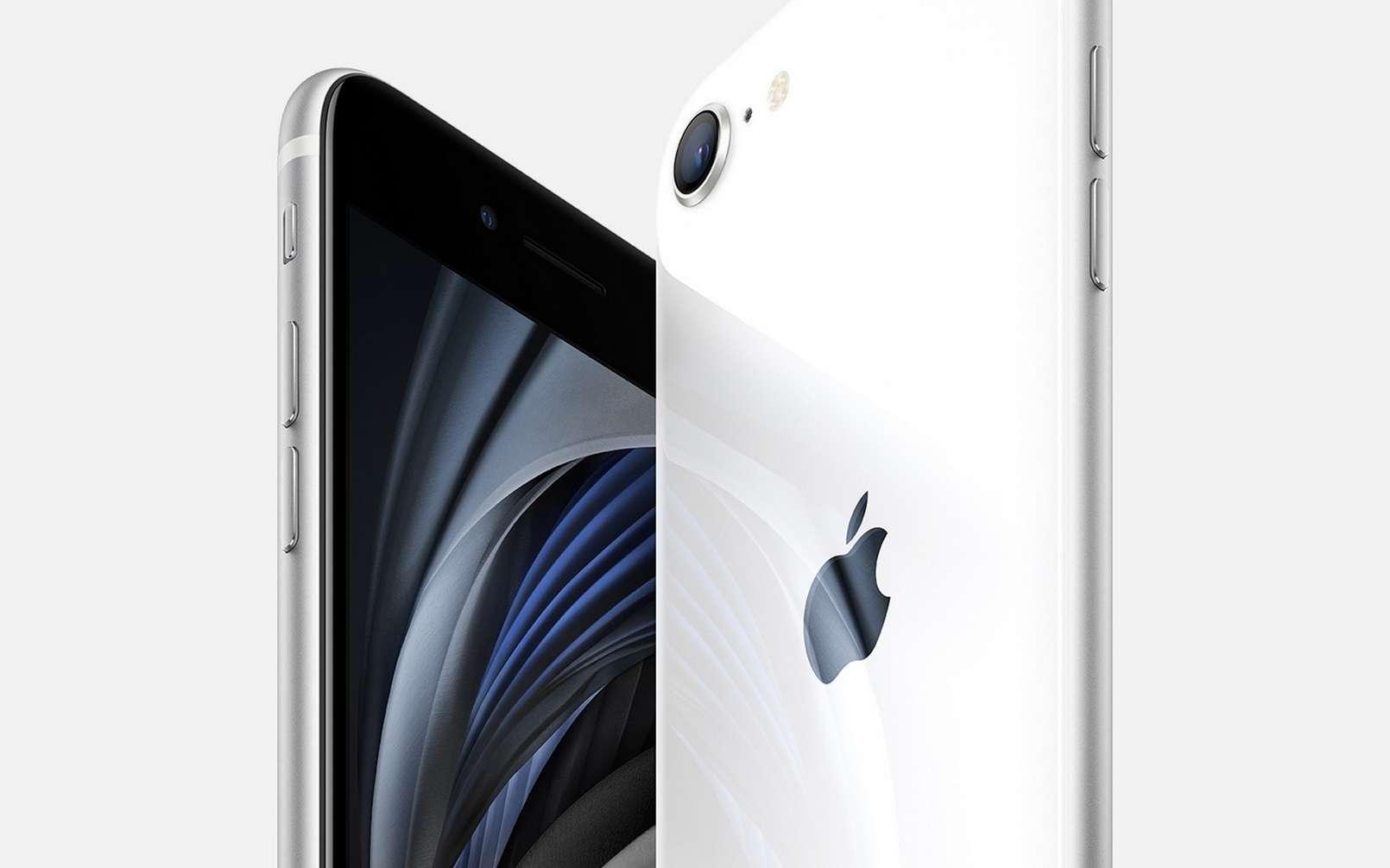 Les iMessage permettent d'envoyer des SMS enrichis avec des smileys, des photos ou autres éléments multimédia © Apple