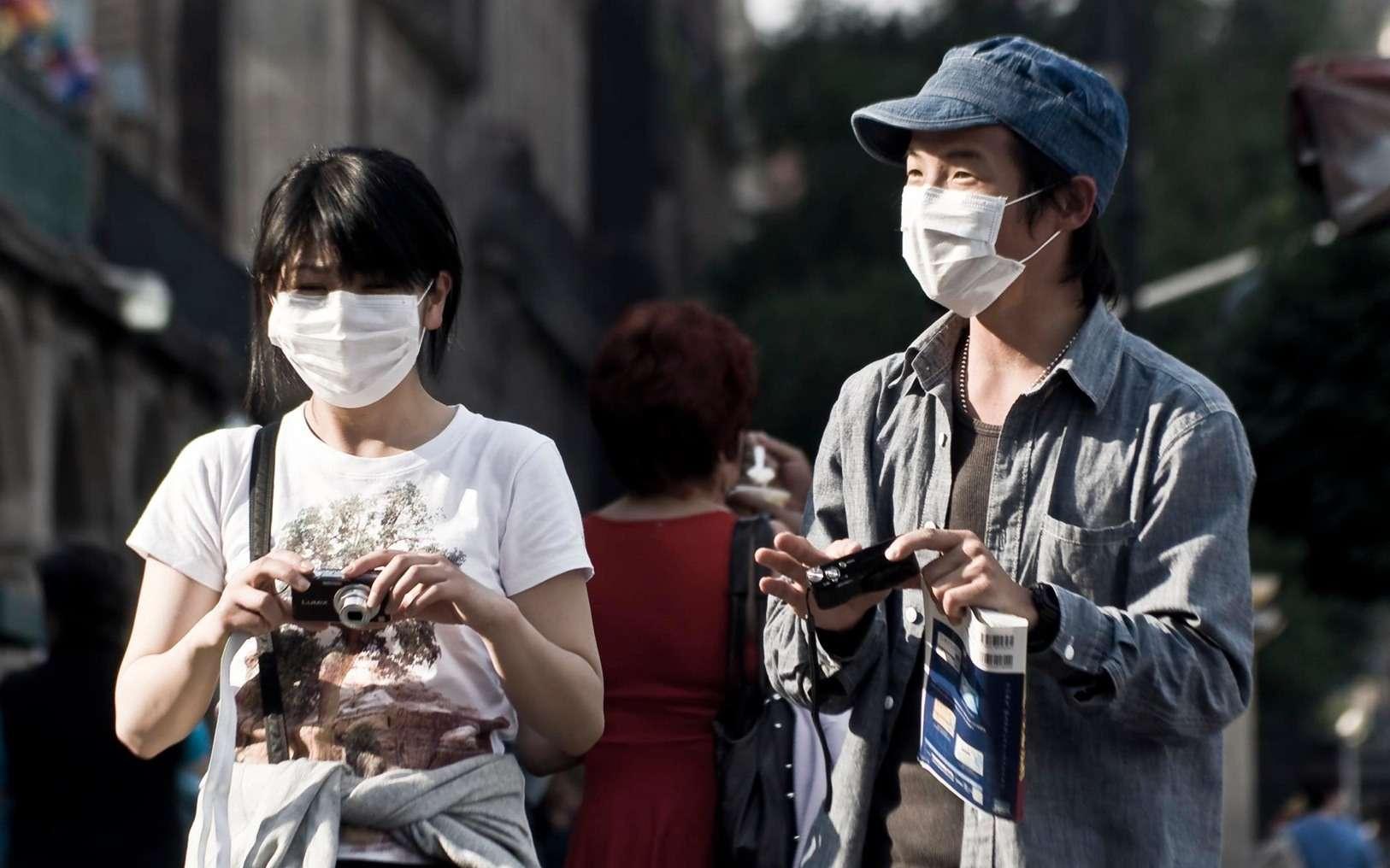 Les virus de la grippe peuvent être très dangereux. Selon les estimations, le virus infectieux fabriqué à partir des souches H1N1 et H5N1 pourrait engendrer une pandémie meurtrière, qui ferait entre 100.000 et 100 millions de victimes. © Sarihuella, Flickr, cc by 2.0