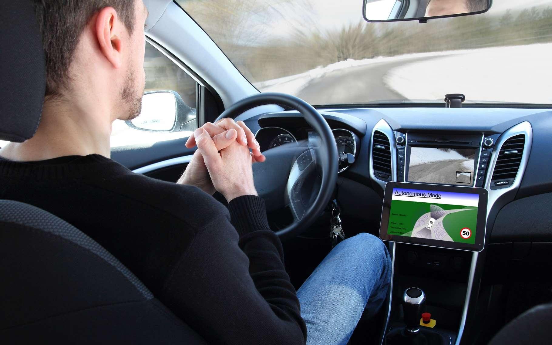 Les premières voitures autonomes pourraient être commercialisées dès 2020. © Riopatuca, Shutterstock