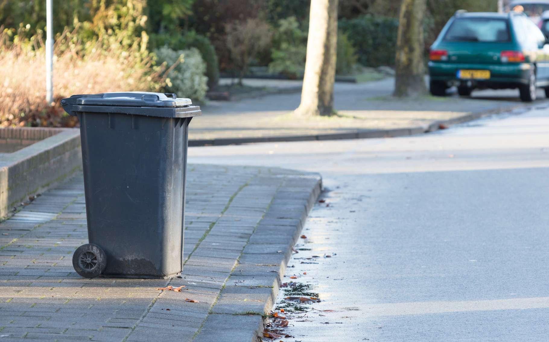 Le placement en centre de stockage des déchets constitue l'ultime maillon de la chaîne du traitement des déchets. © michaklootwijk, Fotolia