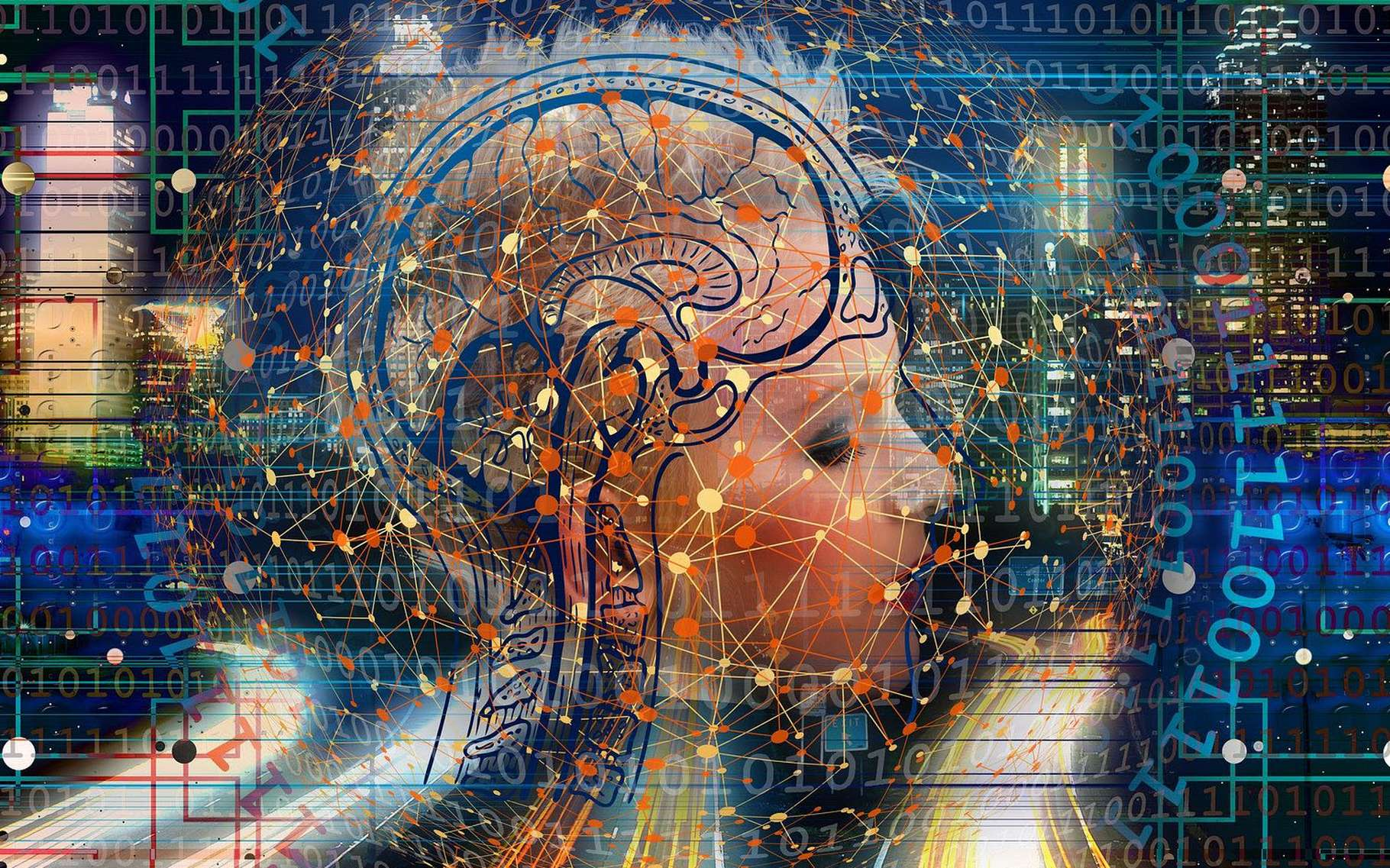 Le numérique joue un rôle déterminant dans l'évolution des modèles de santé. © Geralt, Pixabay, DP