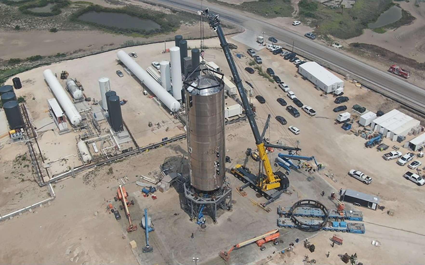 SpaceX : Starship est de retour pour des tests
