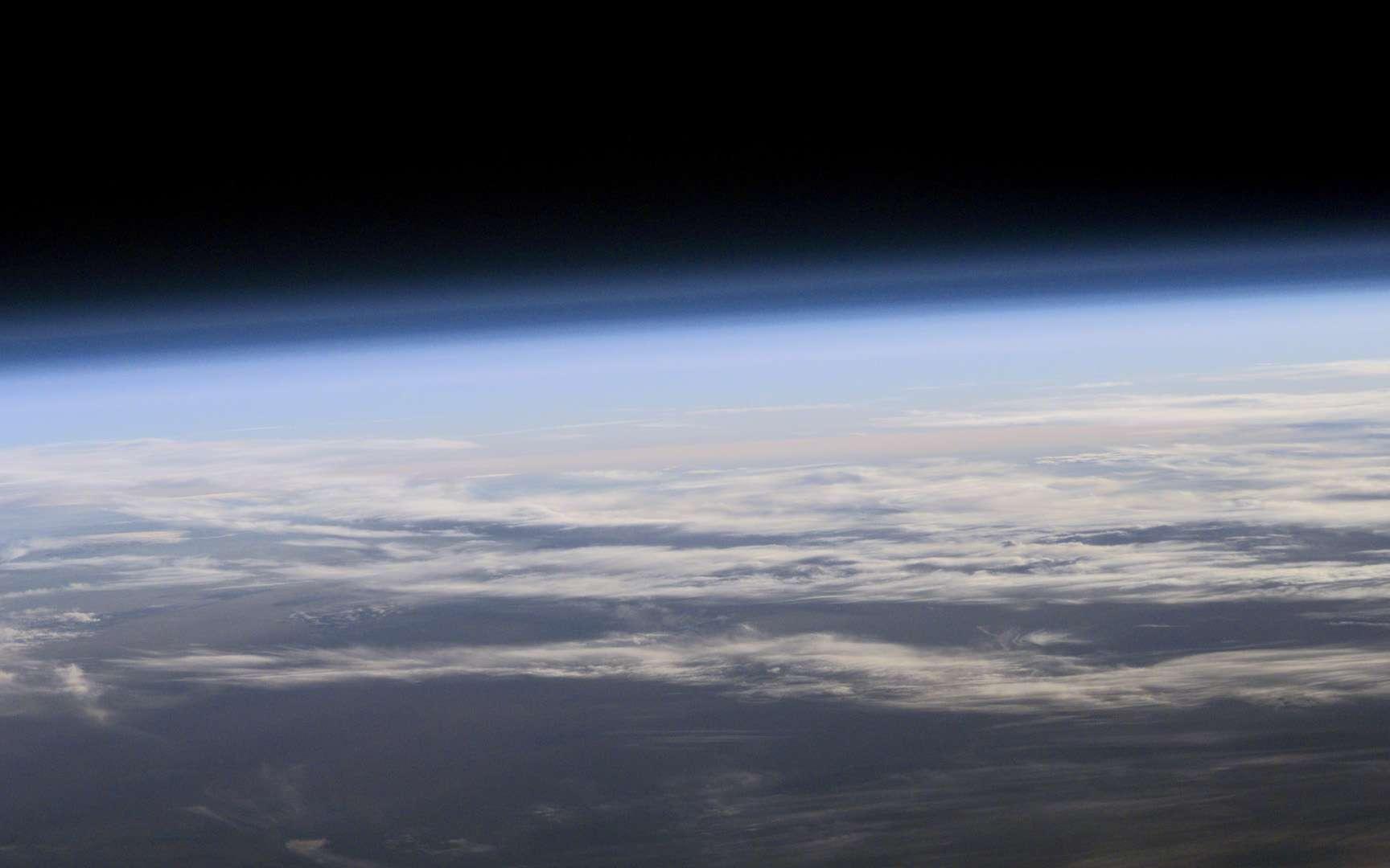 La résorption du trou dans la couche d'ozone pourrait être retardée de huit ans en raison de la hausse des émissions de chloroforme. © Nasa