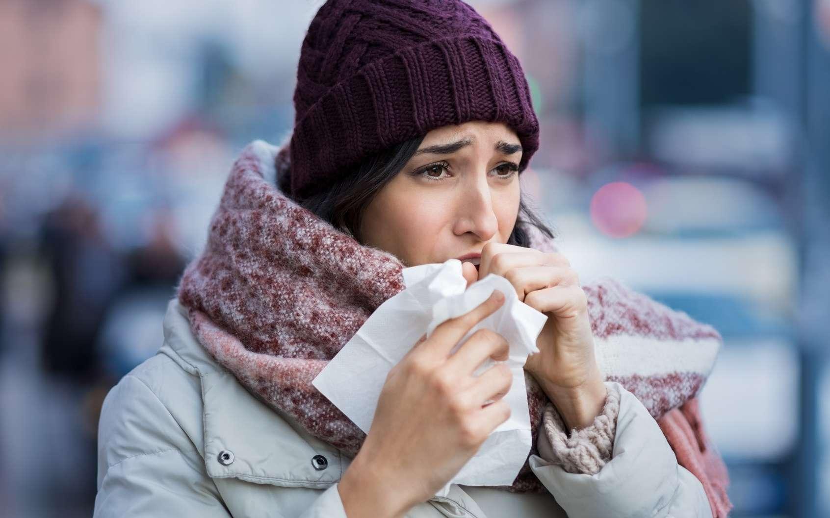 Pour savoir si un patient a la grippe, le CHU de Grenoble prévoit d'utiliser un test qui donne un résultat en 20 minutes. © Rido, Fotolia