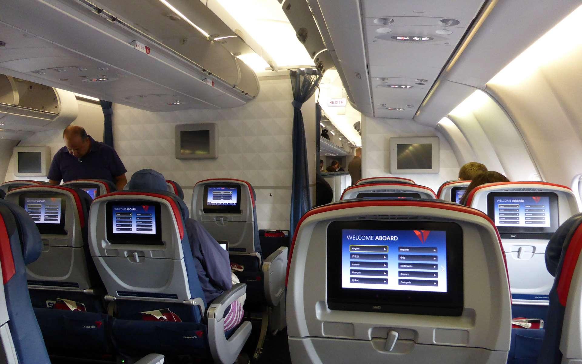 Utilitaires ou de loisirs, les systèmes embarqués sont nombreux dans les avions. © Citizen59, Flickr, CC by-sa 2.0