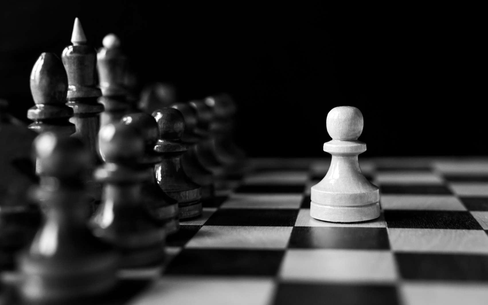 Immersion dans la tête des meilleurs joueurs d'échecs du monde. © Michail Petrov, Fotolia