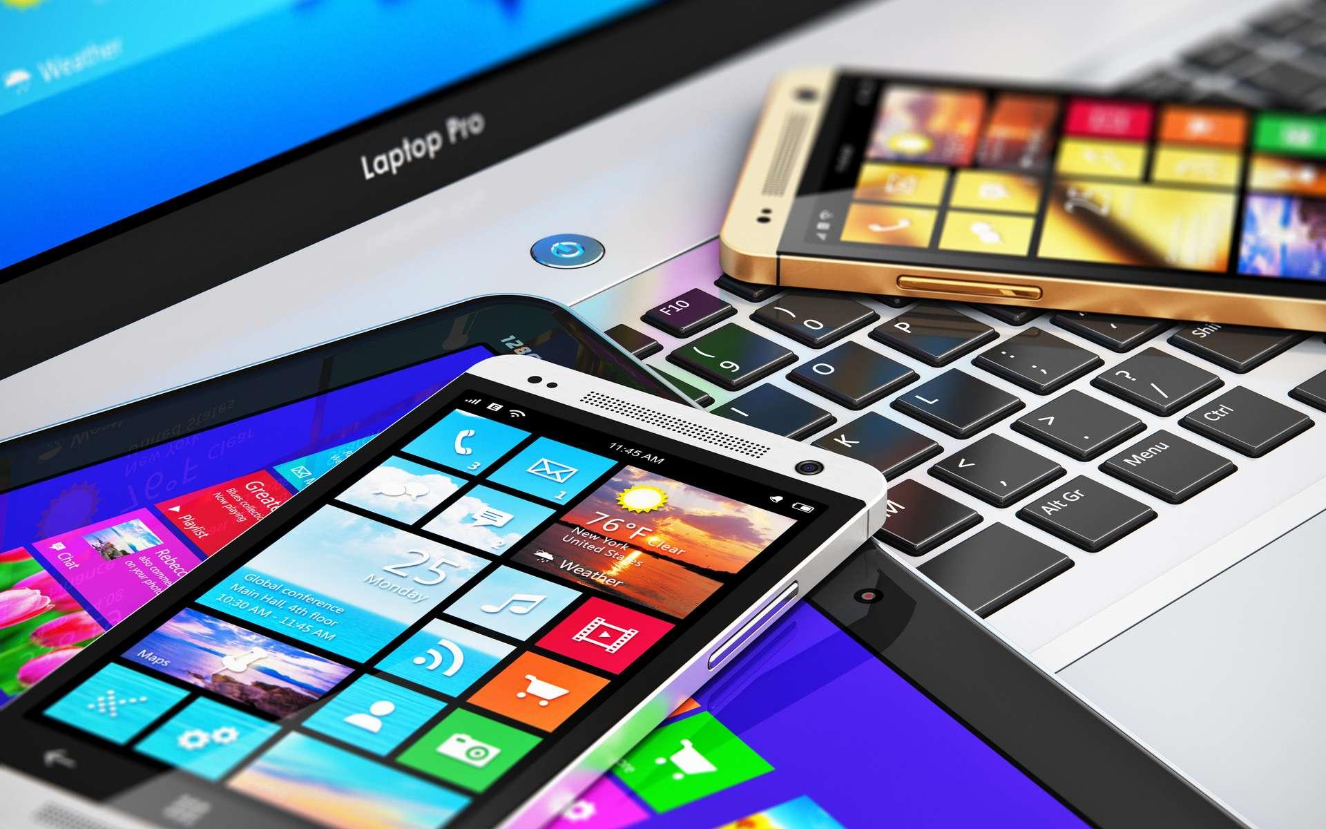 C'est le moment de profiter des promotions de Microsoft sur la gamme Surface. © Scanrail, Adobe Stock
