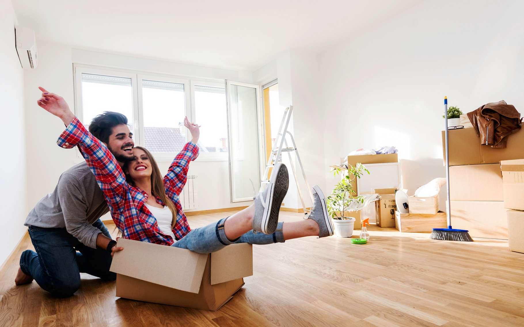 Pour qu'il se passe dans la bonne humeur, un déménagement doit être préparé. © lordn, Fotolia