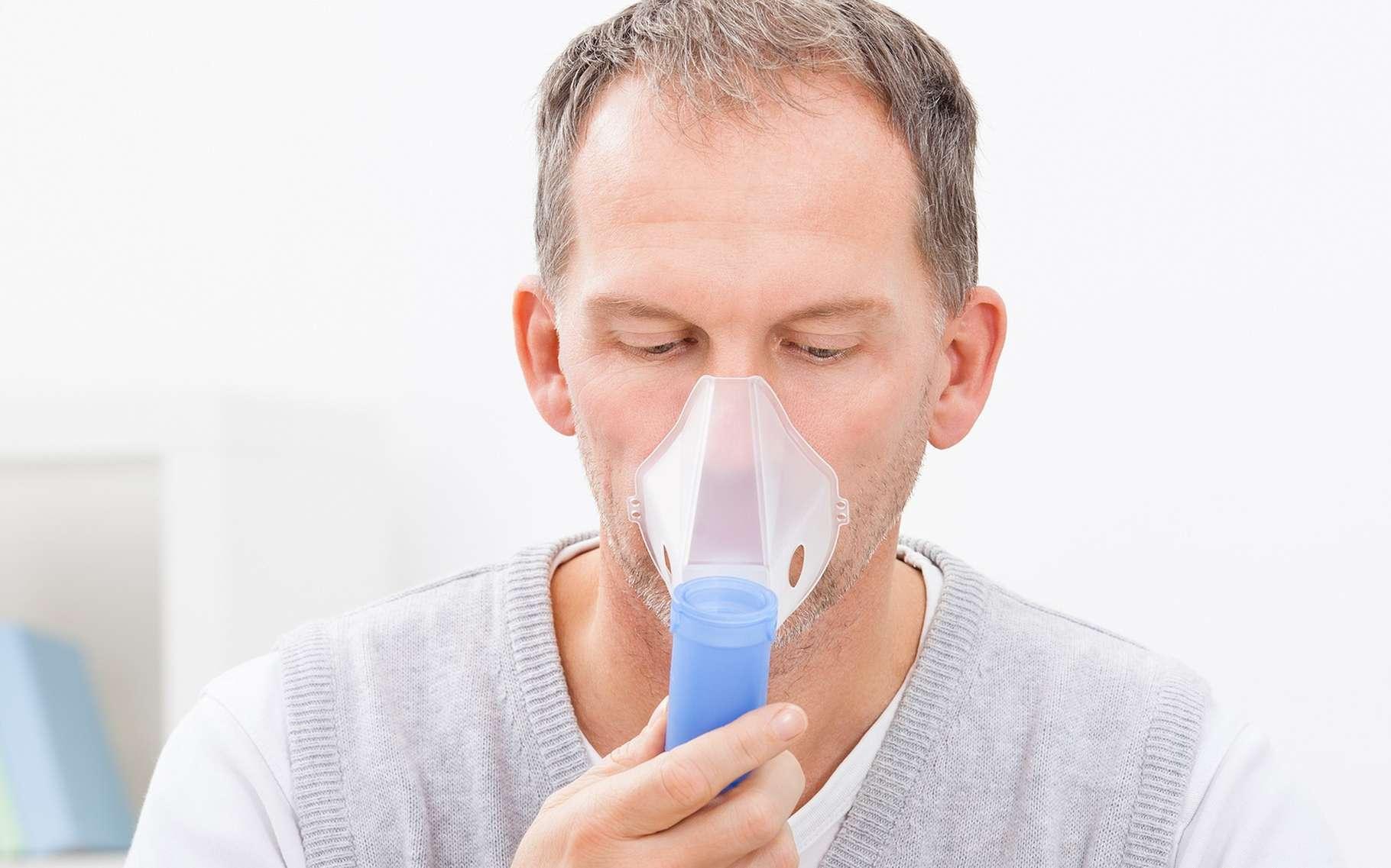 Les symptômes de la mucoviscidose sont à la fois respiratoires et gastro-intestinaux. © Andrey_Popov, Shutterstock