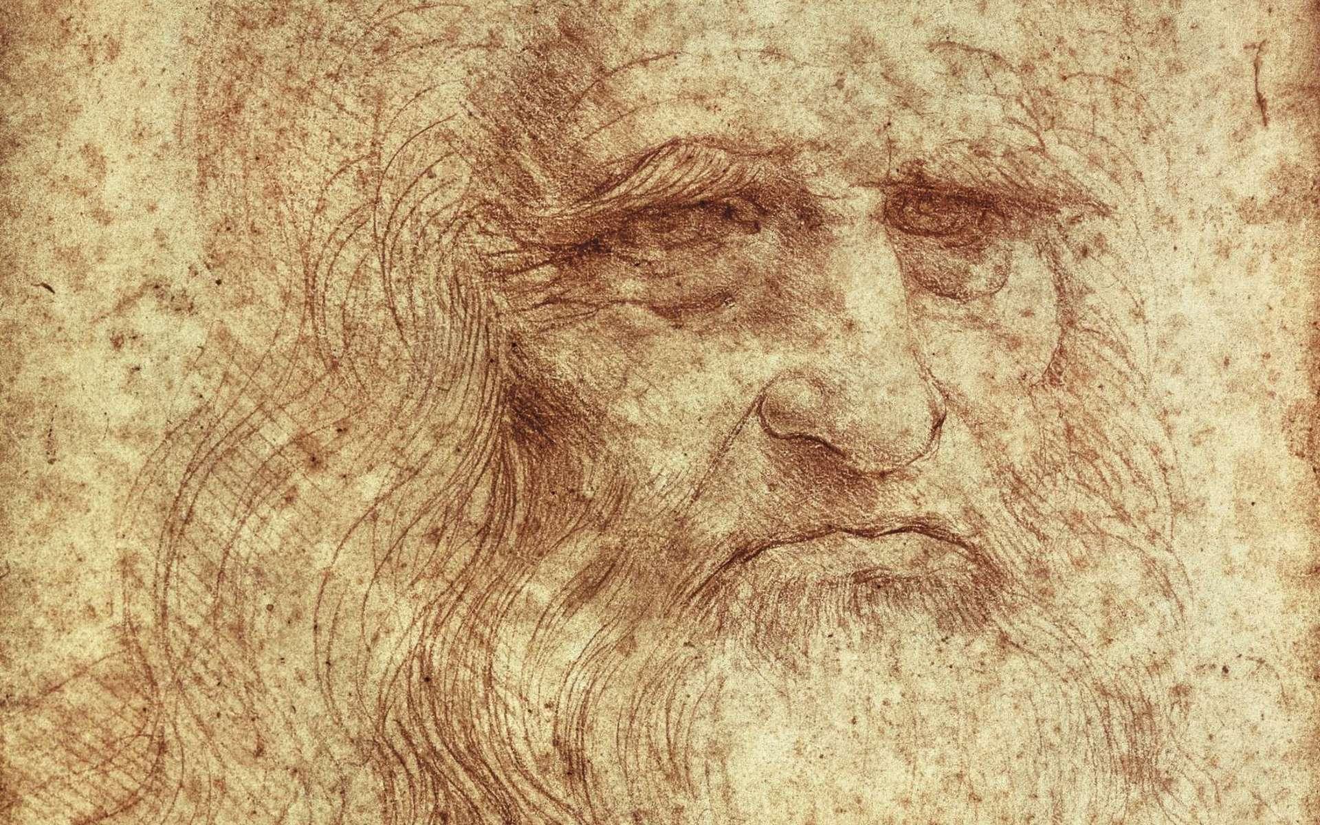 Léonard de Vinci, inventeur, artiste, écrivain... continue de fasciner par ses nombreuses compétences dans les domaines scientifiques, artistiques et techniques. © Everett – Art, Shutterstock