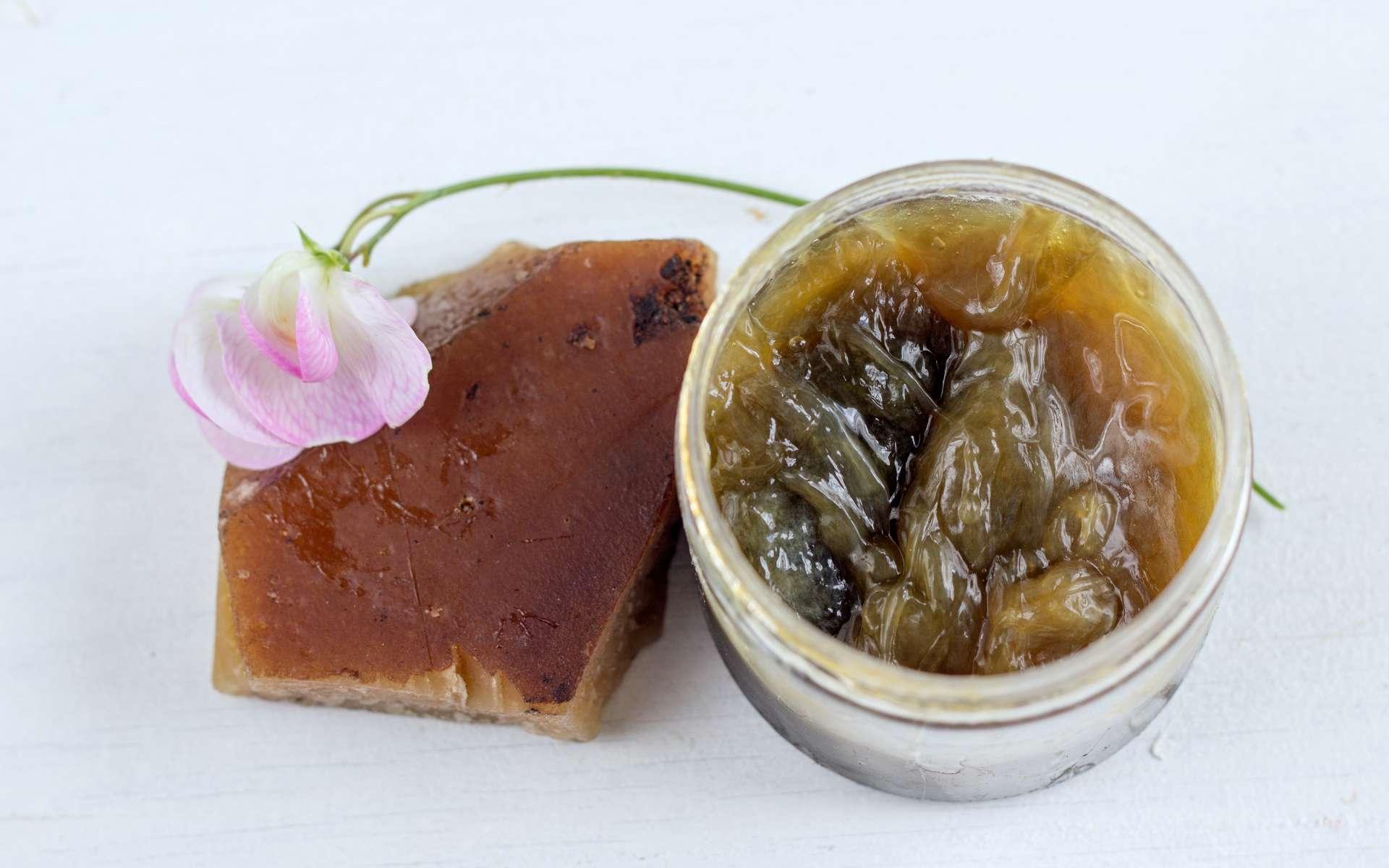 Le savon noir est un produit multiusage. Il se présente sous forme de pâte ou sous forme liquide. © Laciatek, Adobe Stock